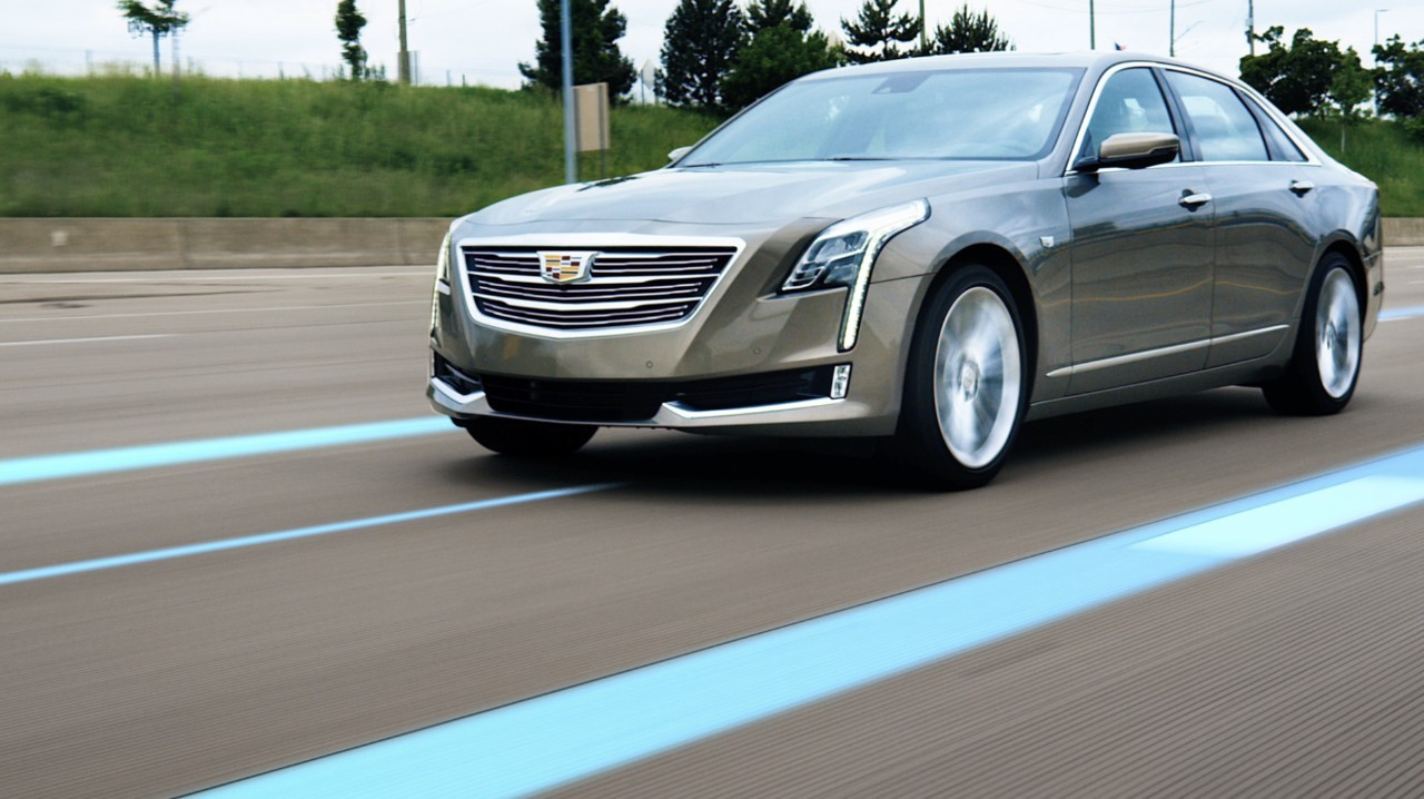 """2021 cadillac ct6 """"super cruise edition"""" revealed in china"""