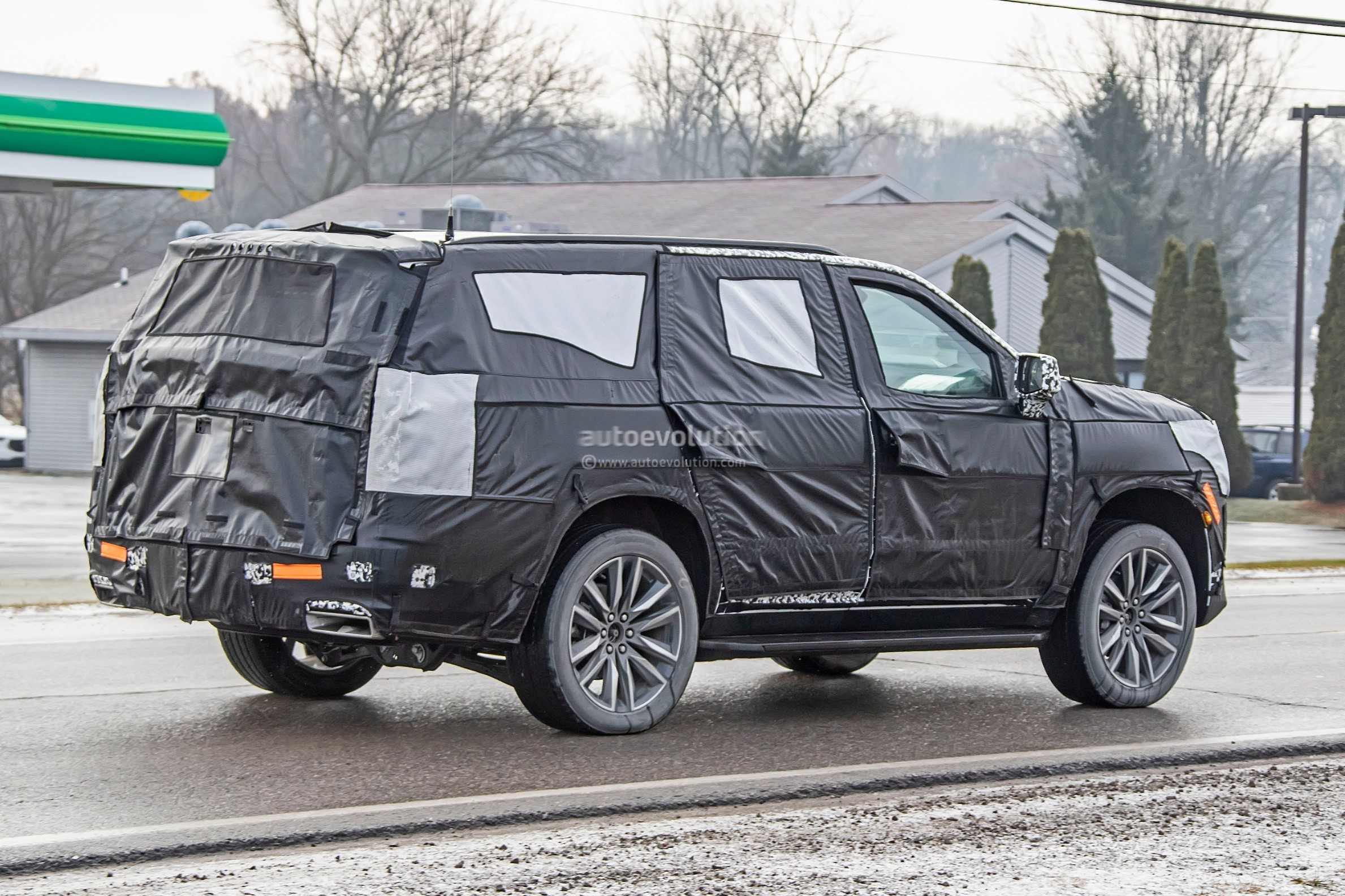 2021 cadillac escalade will be revealed this december