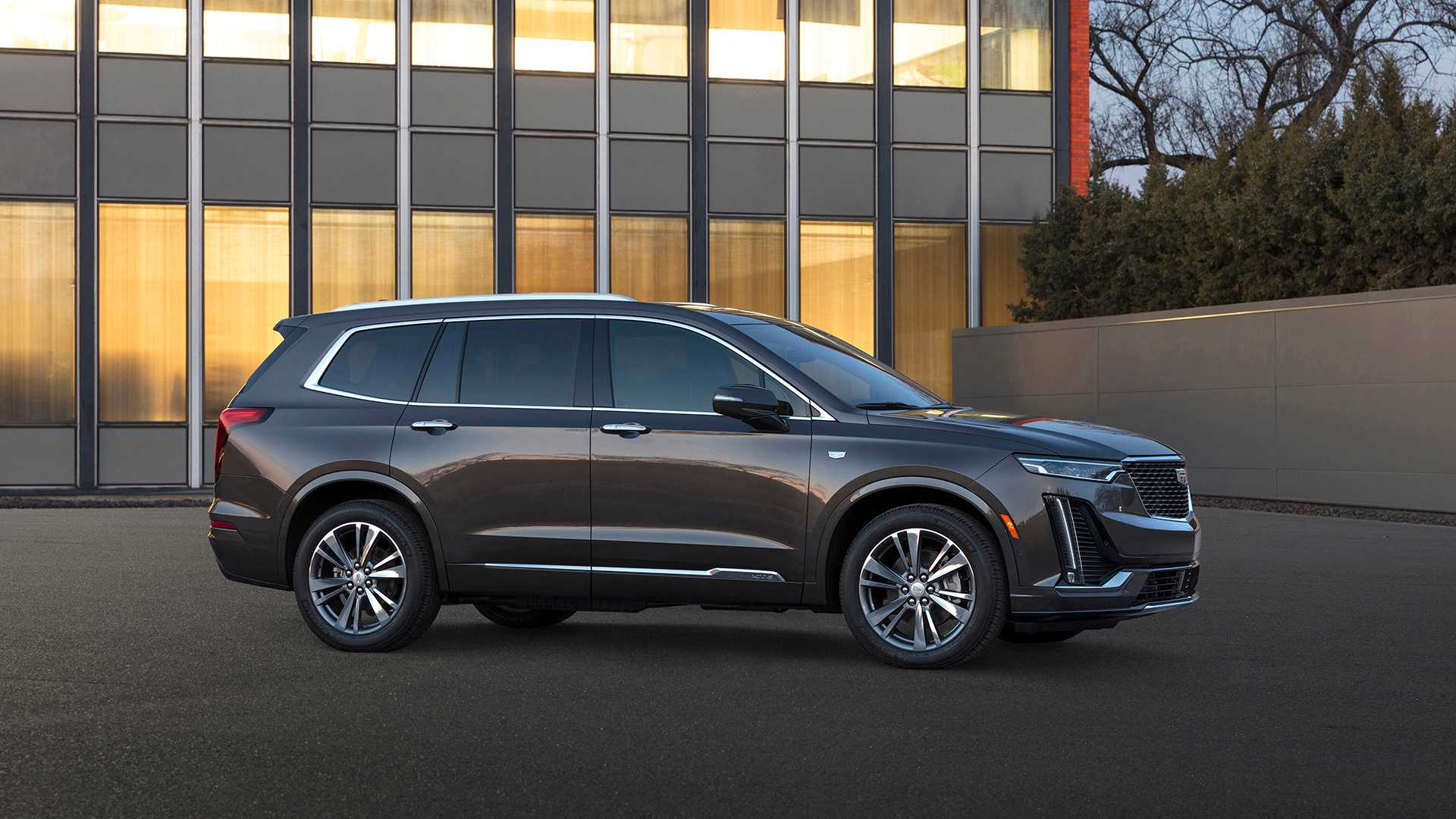 2021 cadillac xt6 gets the 20l turbo that chevy