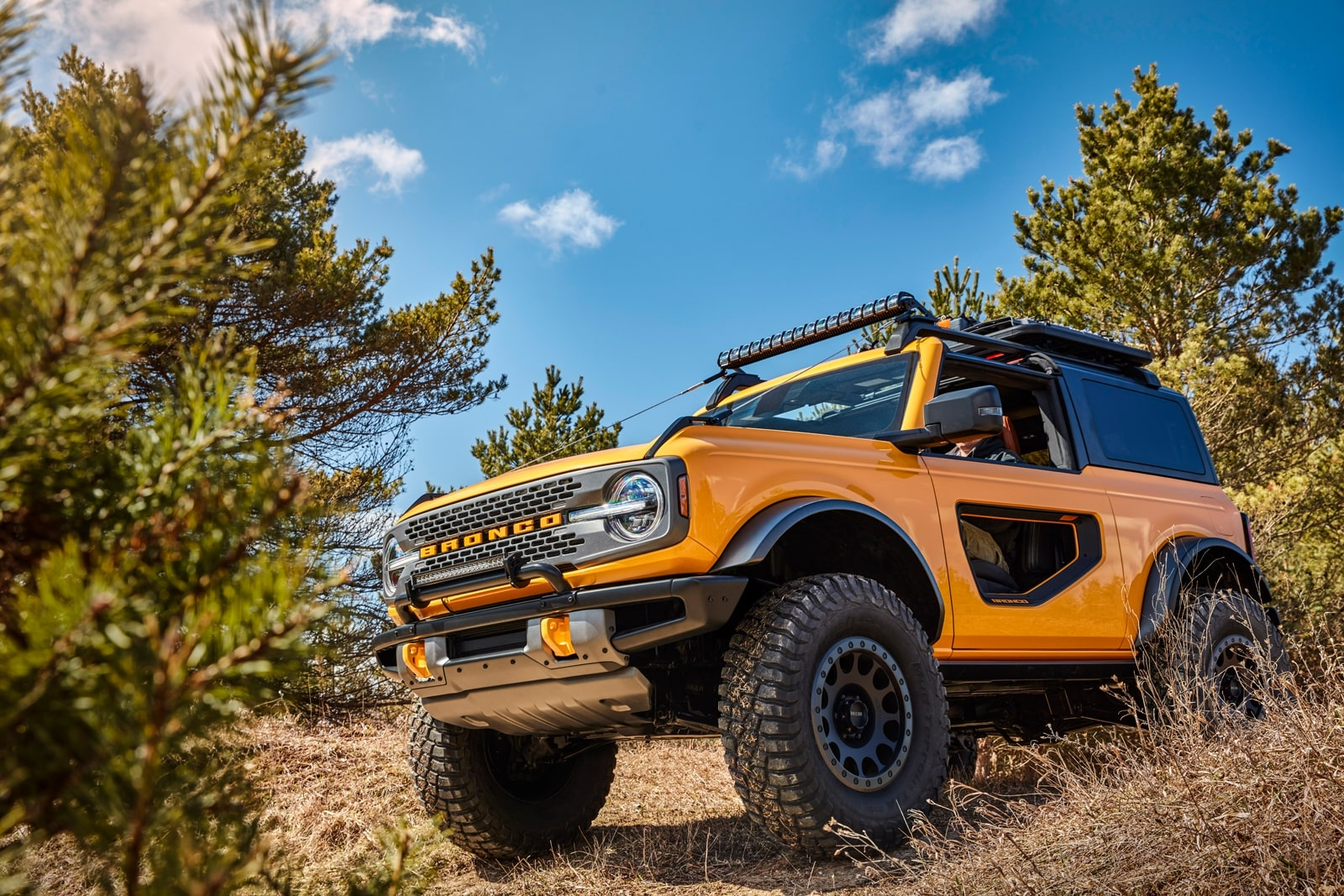 2021 Ford Bronco Deliveries to Start in June 2021 as per ...