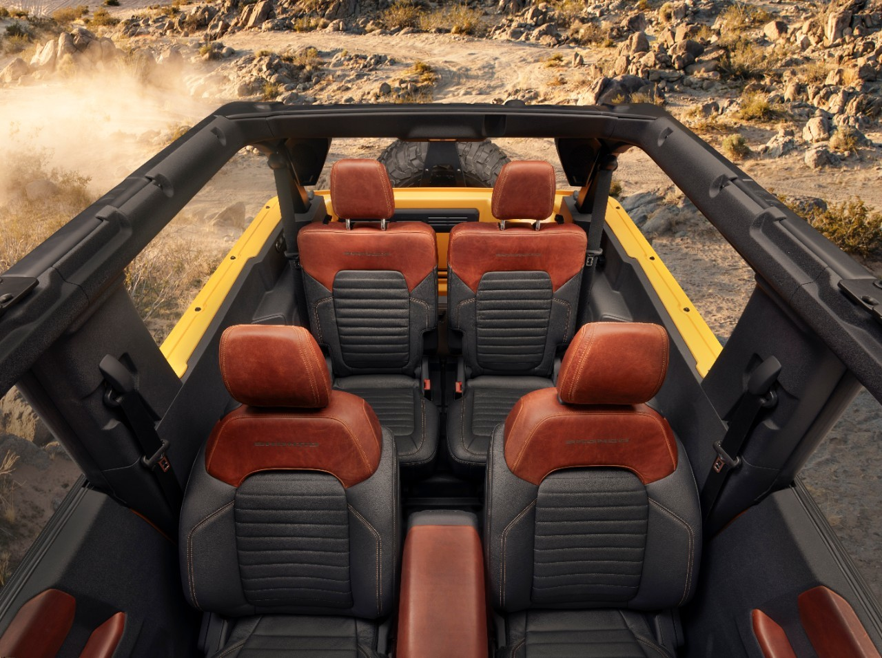 2021 Ford Bronco First Edition Reservations Full for Both ...