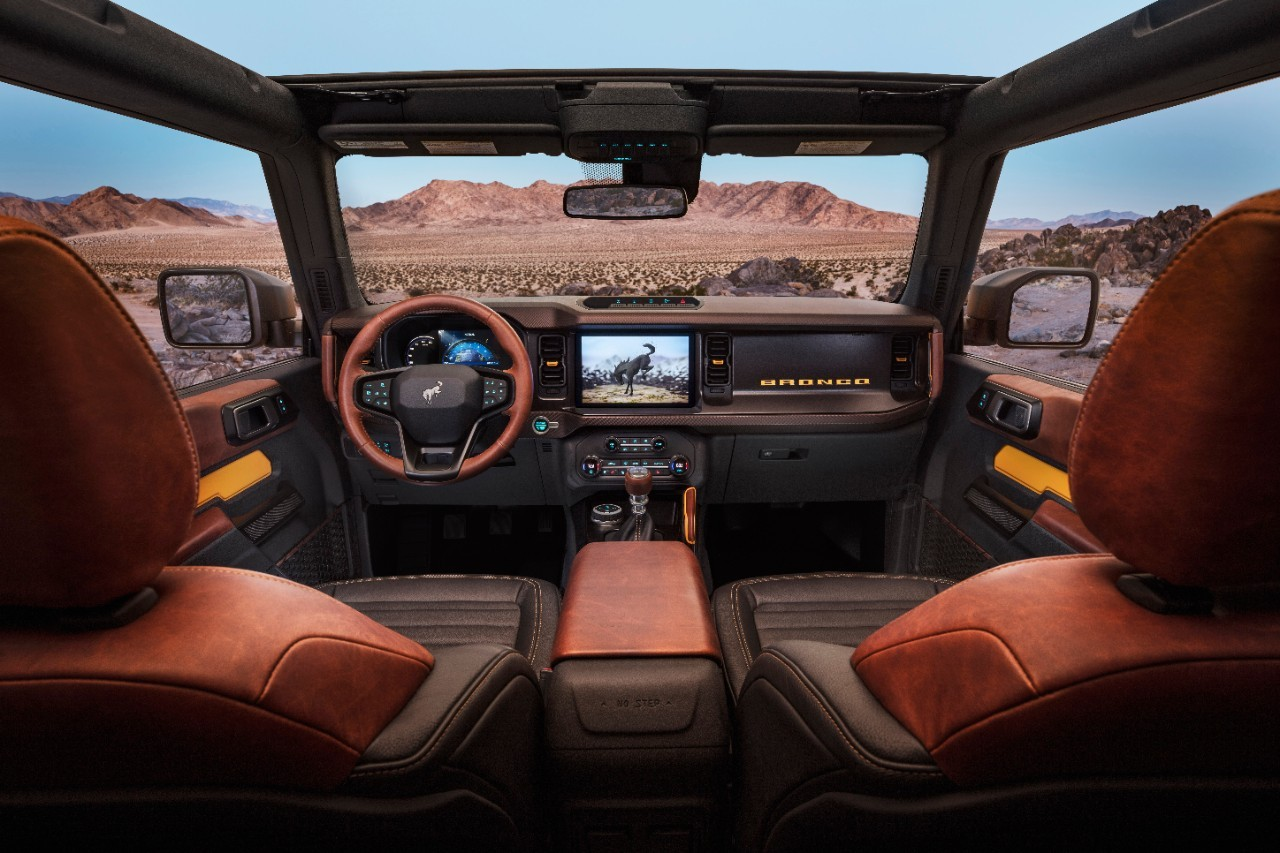 2021 Ford Bronco Price List And Trim Levels Two Door Base