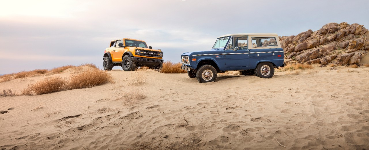 2021 Ford Bronco Price List and Trim Levels: Two-Door Base ...