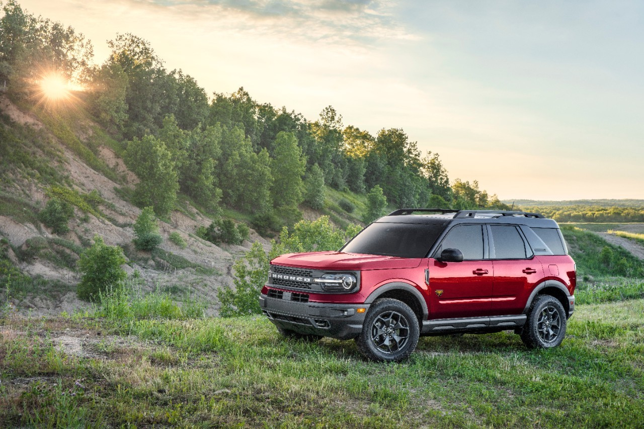 2021 Ford Bronco Sport vs. Jeep Compass: Which One Makes ...
