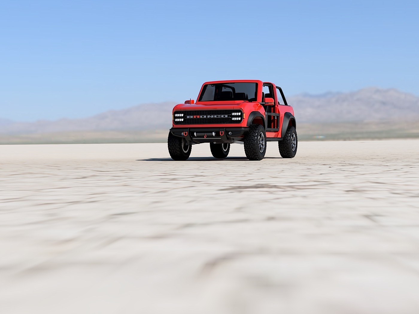 New 2021 Ford Bronco Pictures Page 3 Ar15 Com