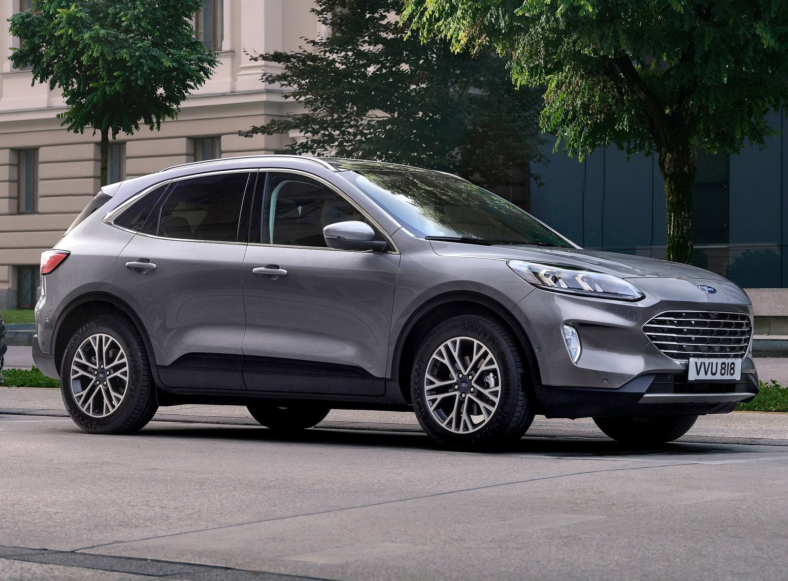 2021 Ford Escape/Kuga: Smart Looking, Globally Viable ...