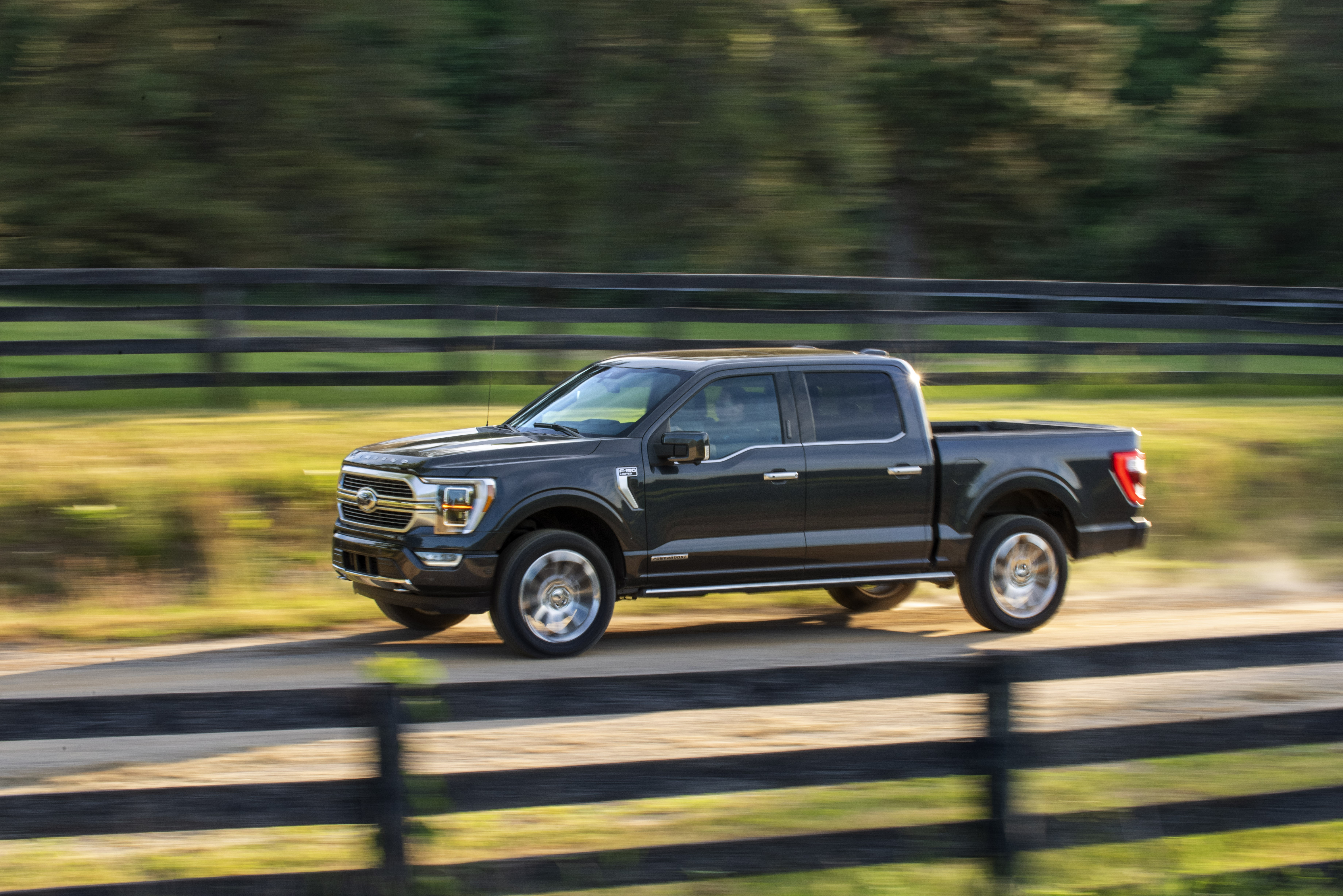 2021 Ford F A