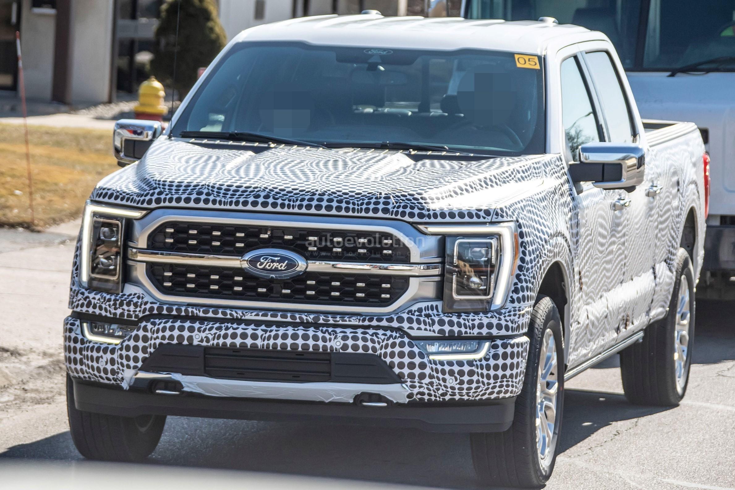 2021 Ford F250 Diesel Rumored Announced Wallpaper