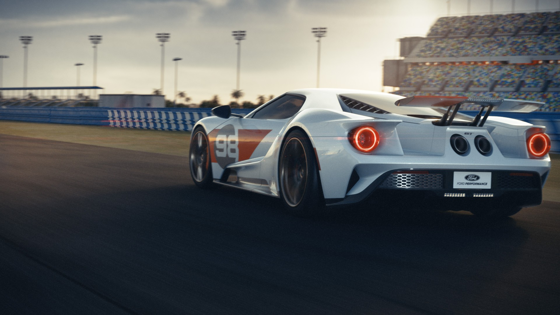 """2021 Ford GT Heritage Edition and """"Studio Collection ..."""
