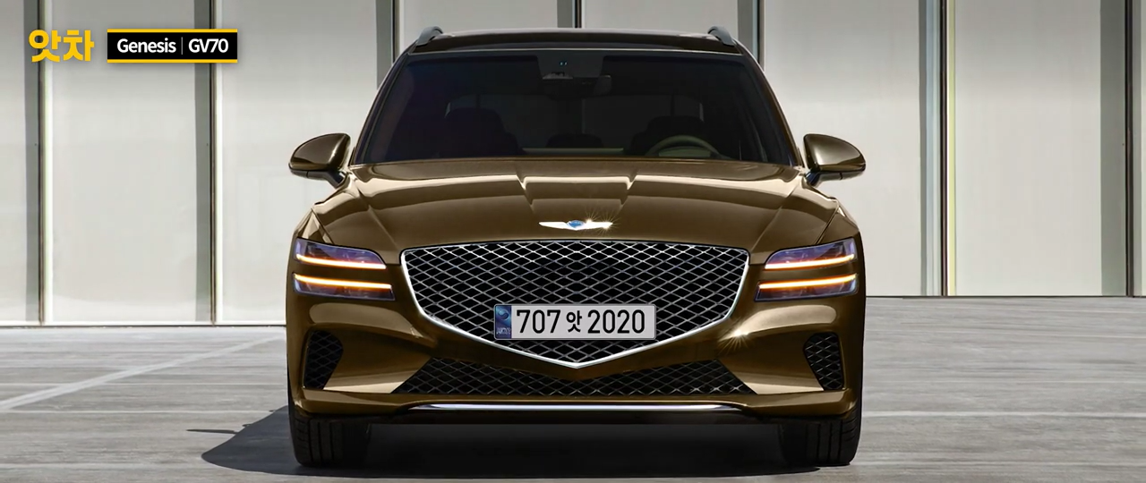 2021 Genesis GV70 Makes Nurburgring Video Debut, Sounds ...
