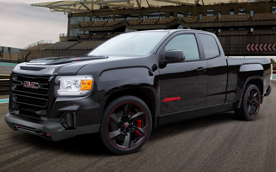 2021 GMC Syclone Performance Truck Is Real, Features ...
