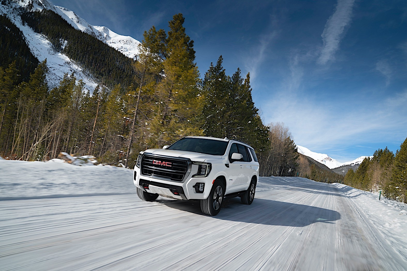 2021 GMC Yukon Goes Rugged with AT4 Version for the First ...