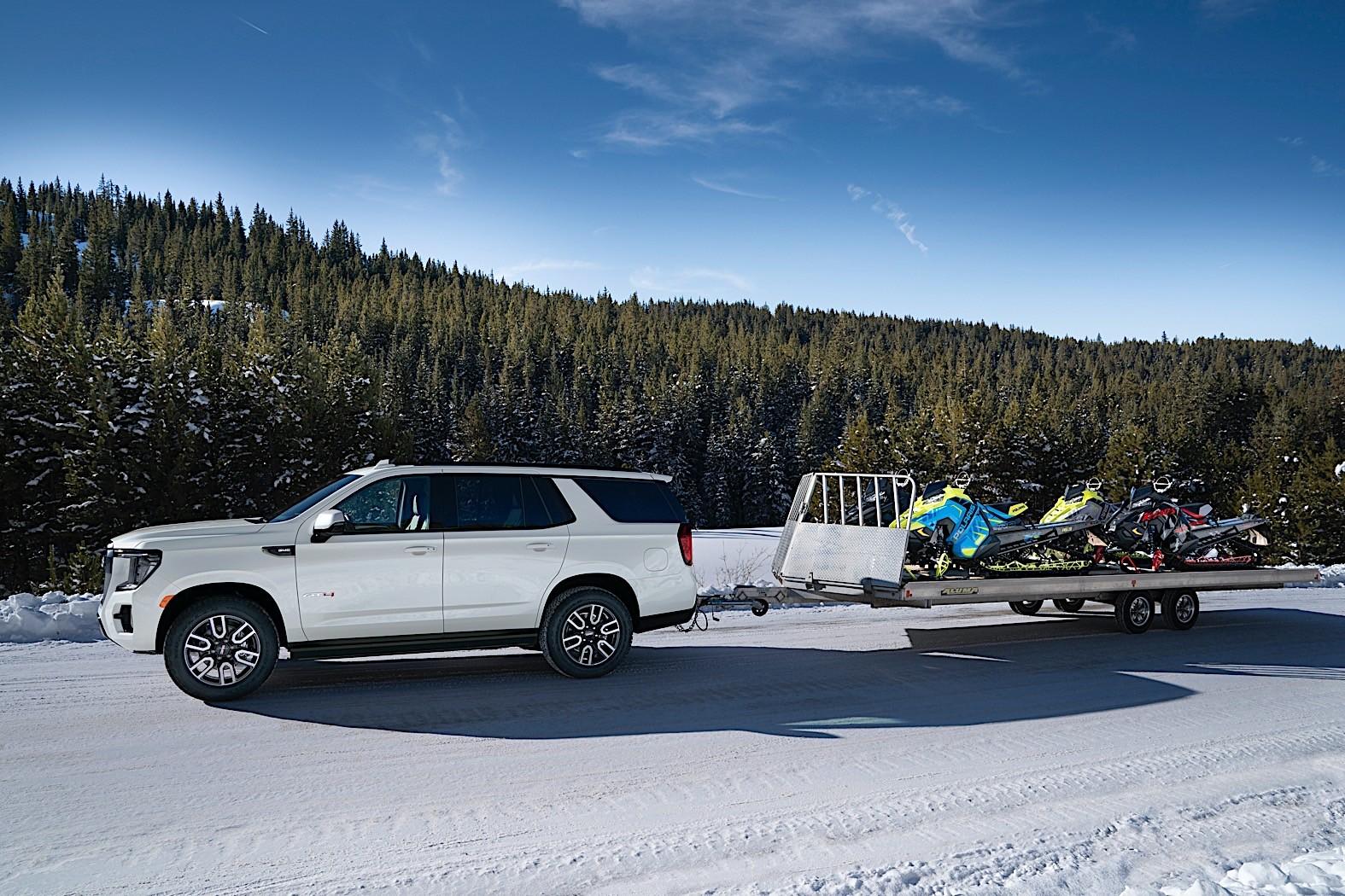 2021 Gmc Yukon Starting Price Confirmed Prepare 51 995 Autoevolution