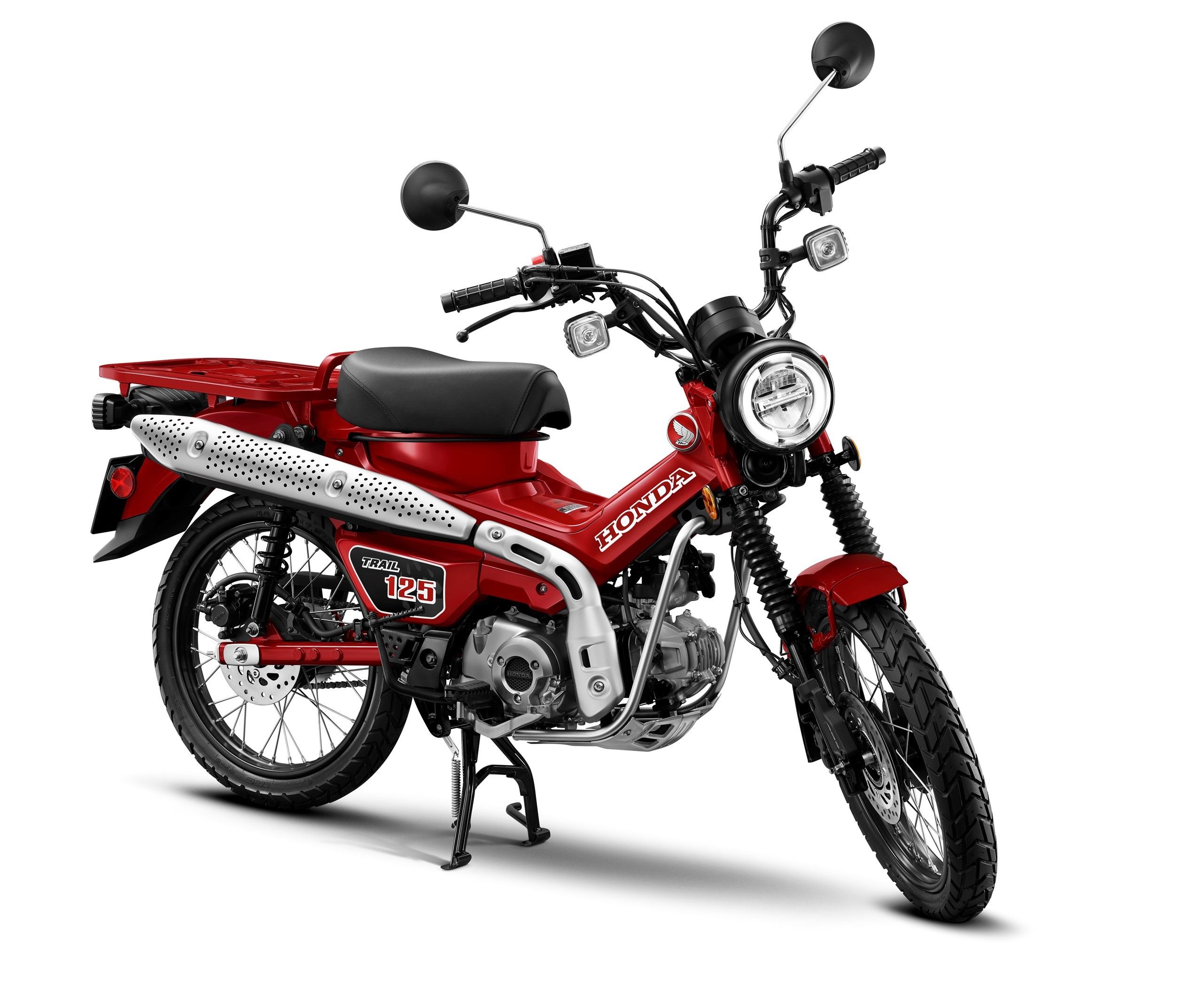 2021 honda mini motorcycle lineup welcomes allnew trail