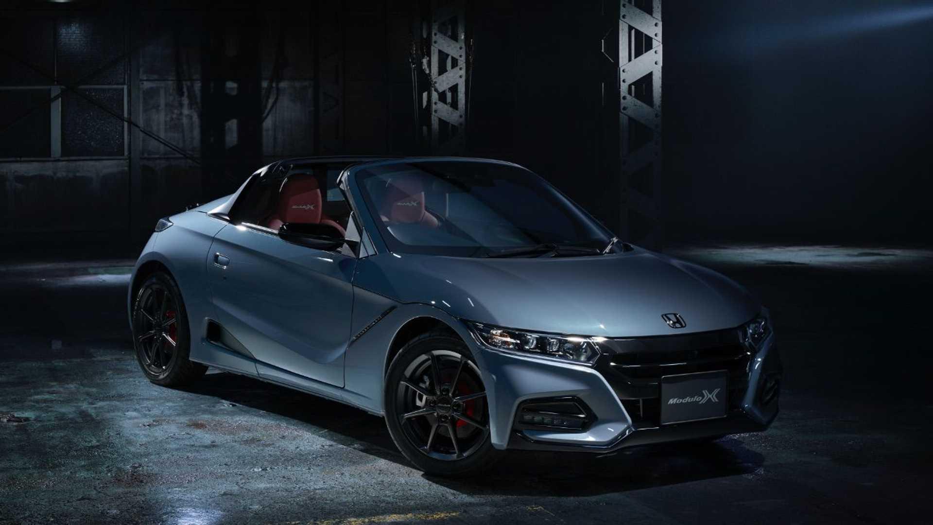 "2021 Honda S660 ""Modulo X Version Z"" Serves as a Swansong ..."