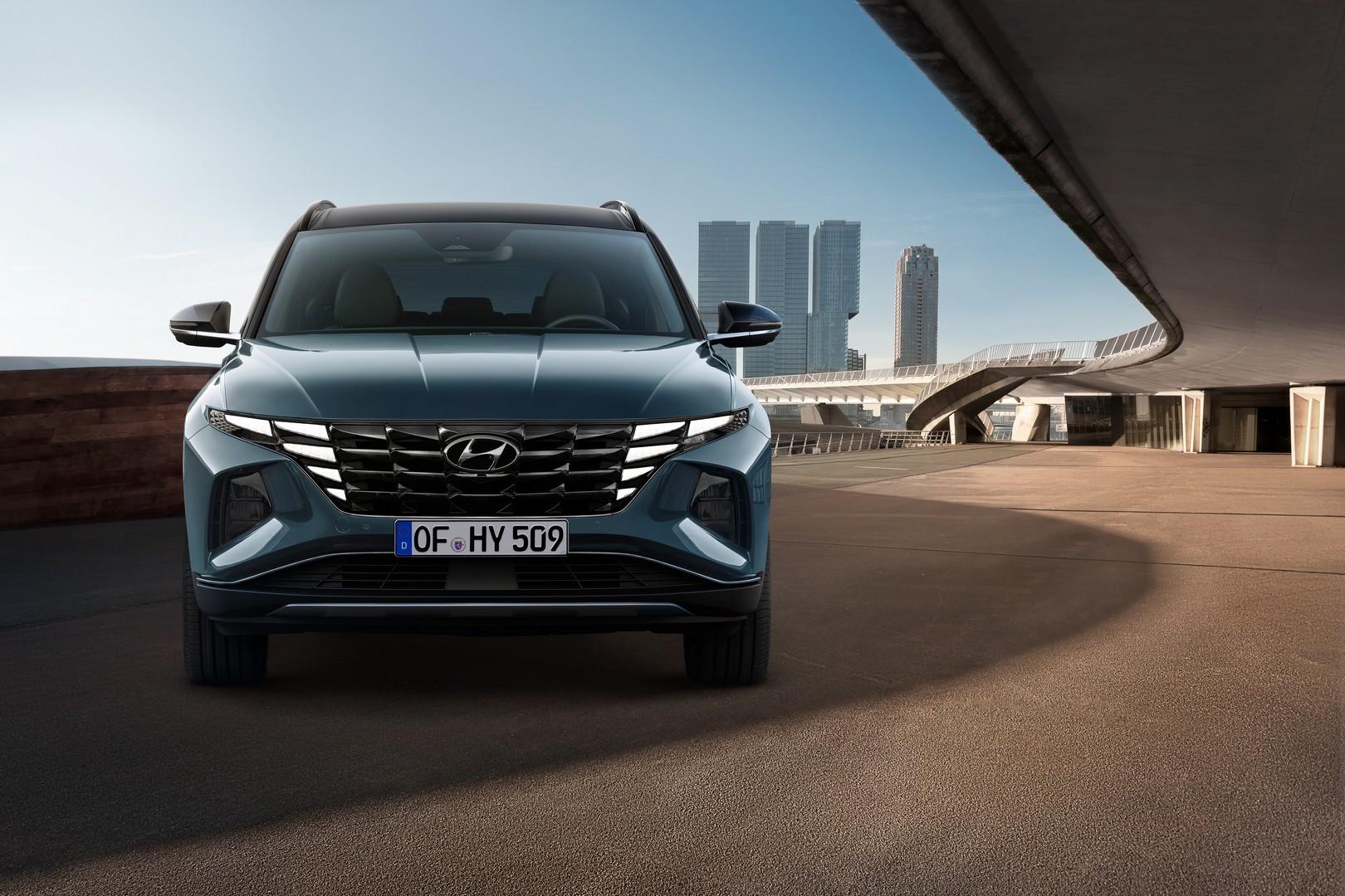 2021 Hyundai Hb20 Reimagined With All New Tucson S Exterior Design Autoevolution