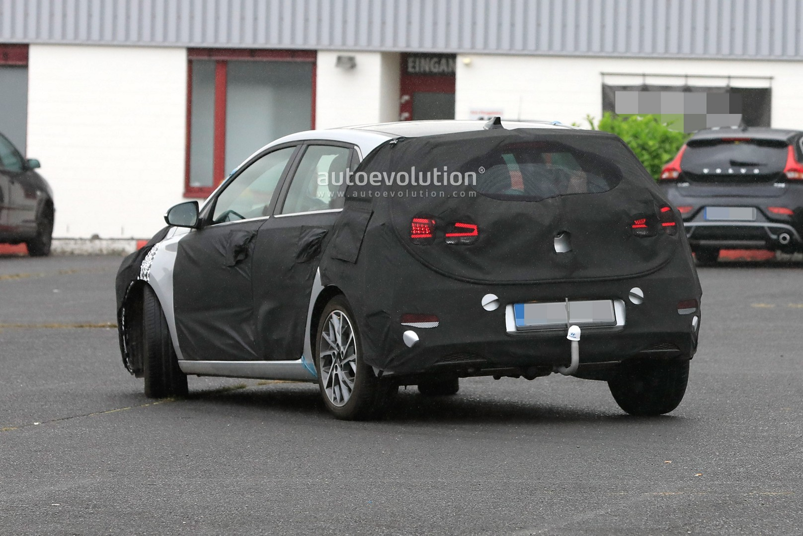 2021 Hyundai i30 Facelift Spied With Big Grille, Nexo-Like ...