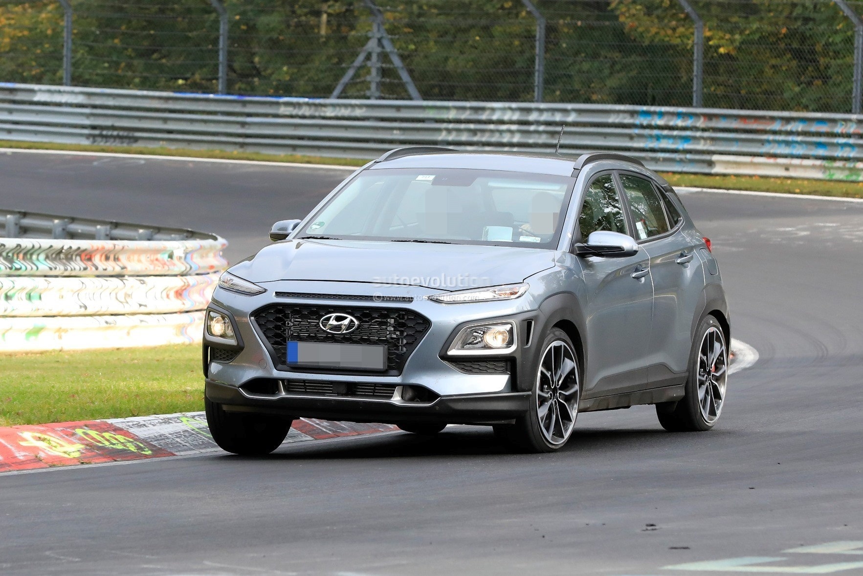 2021 Hyundai Kona N Is Real, Test Mule Features i30 N ...