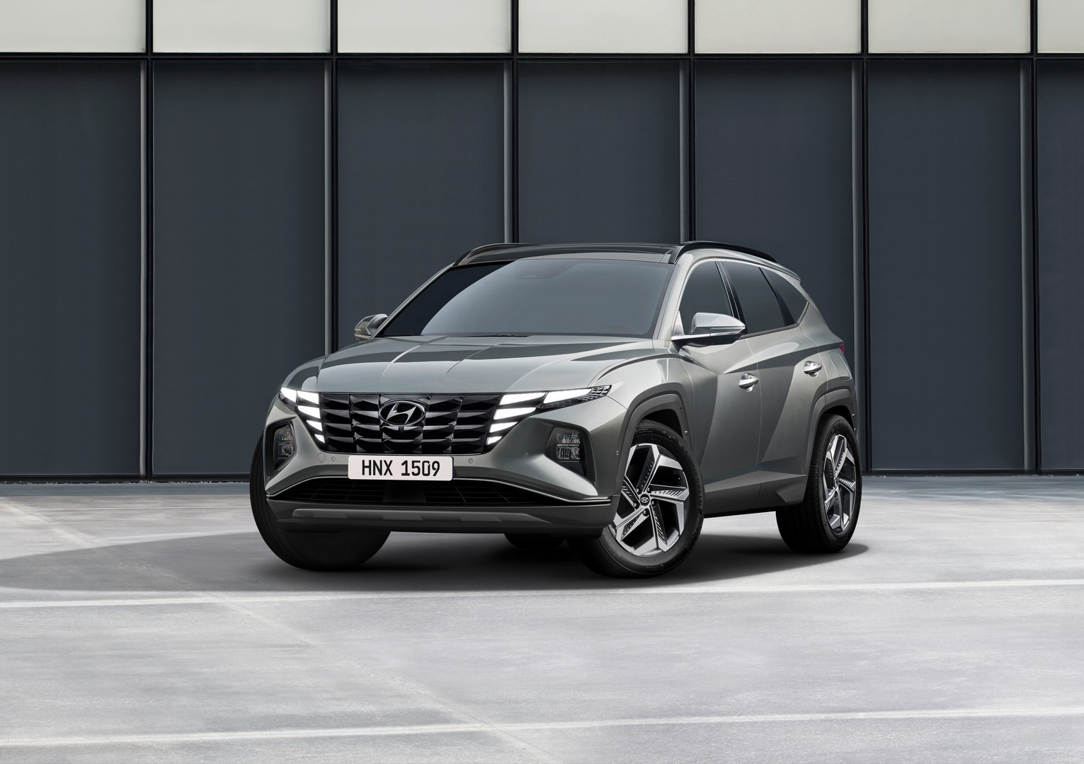 2021 hyundai tucson arrives as hotdesigned techladen