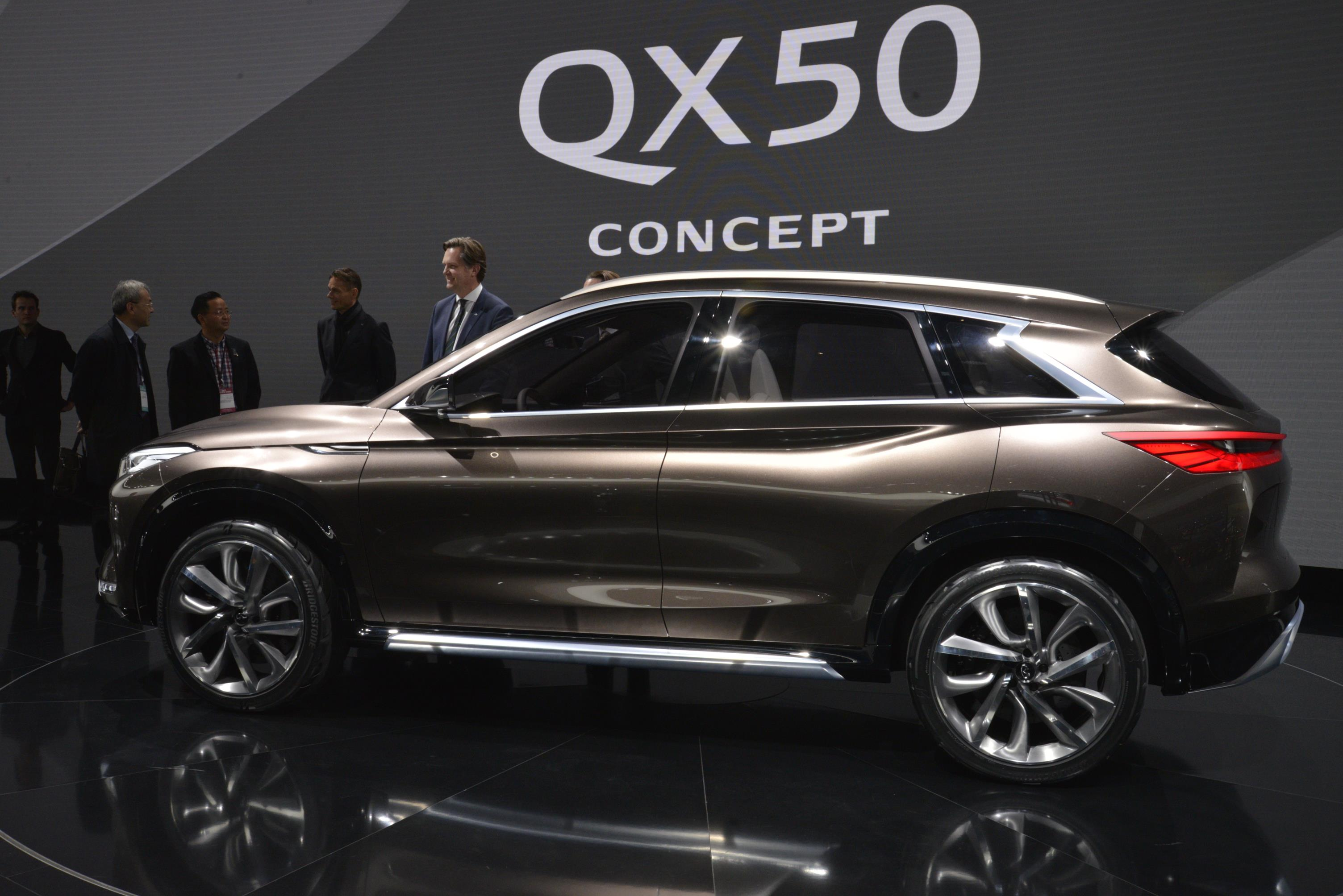 2021 Infiniti Qx55 Delayed Five Months Over Operational