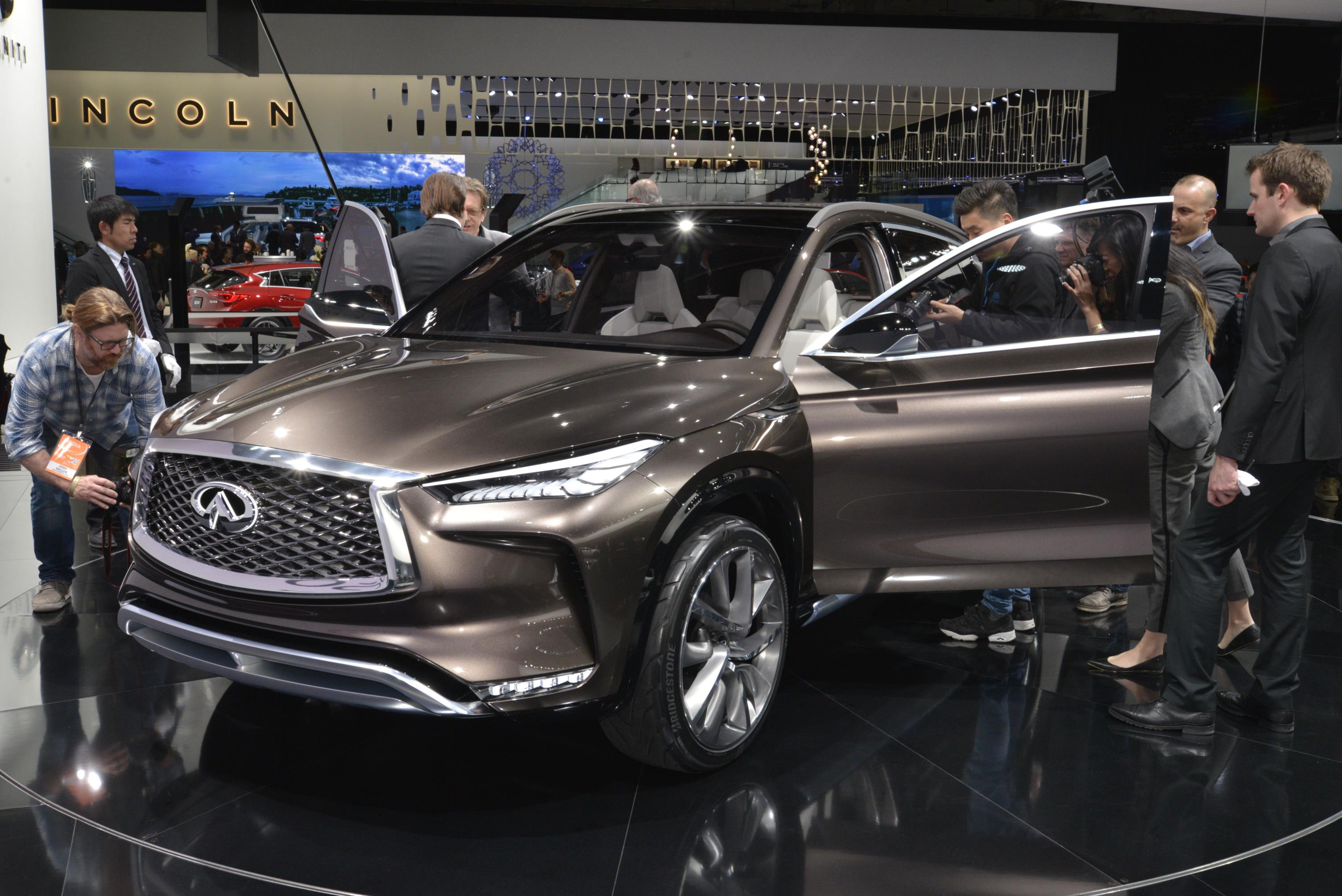 "2021 infiniti qx55 delayed five months over ""operational"