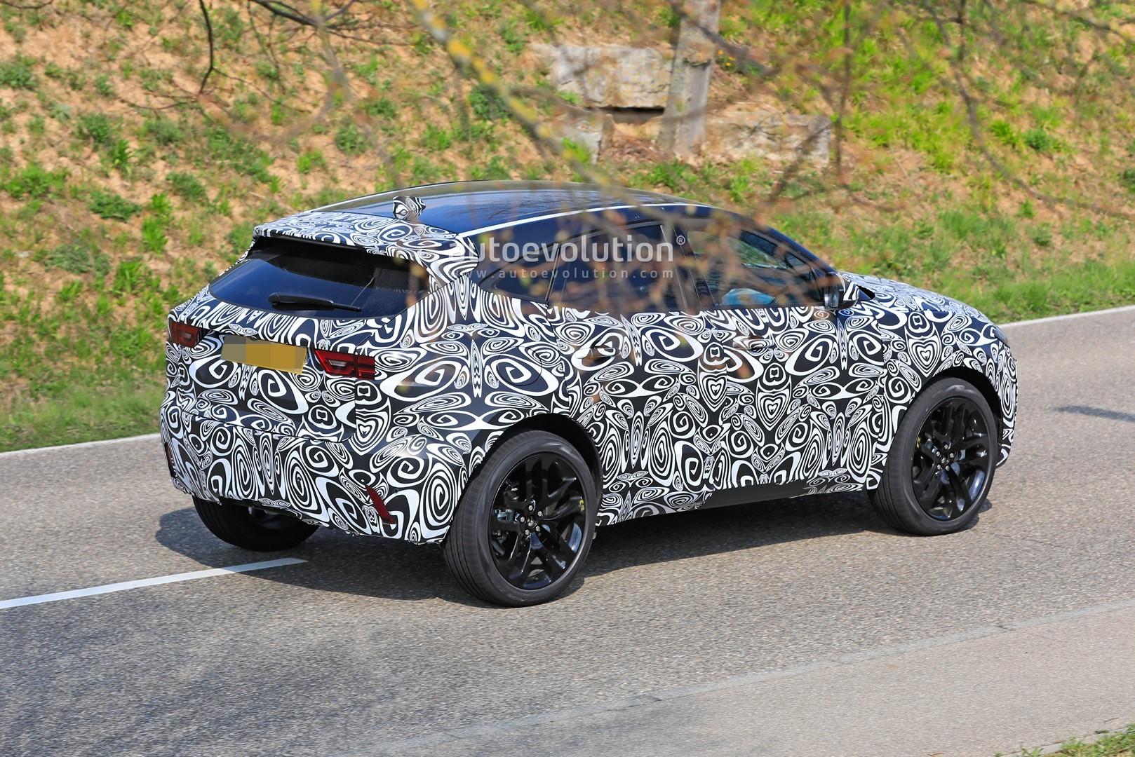 2021 jaguar epace spied could get new range rover evoque