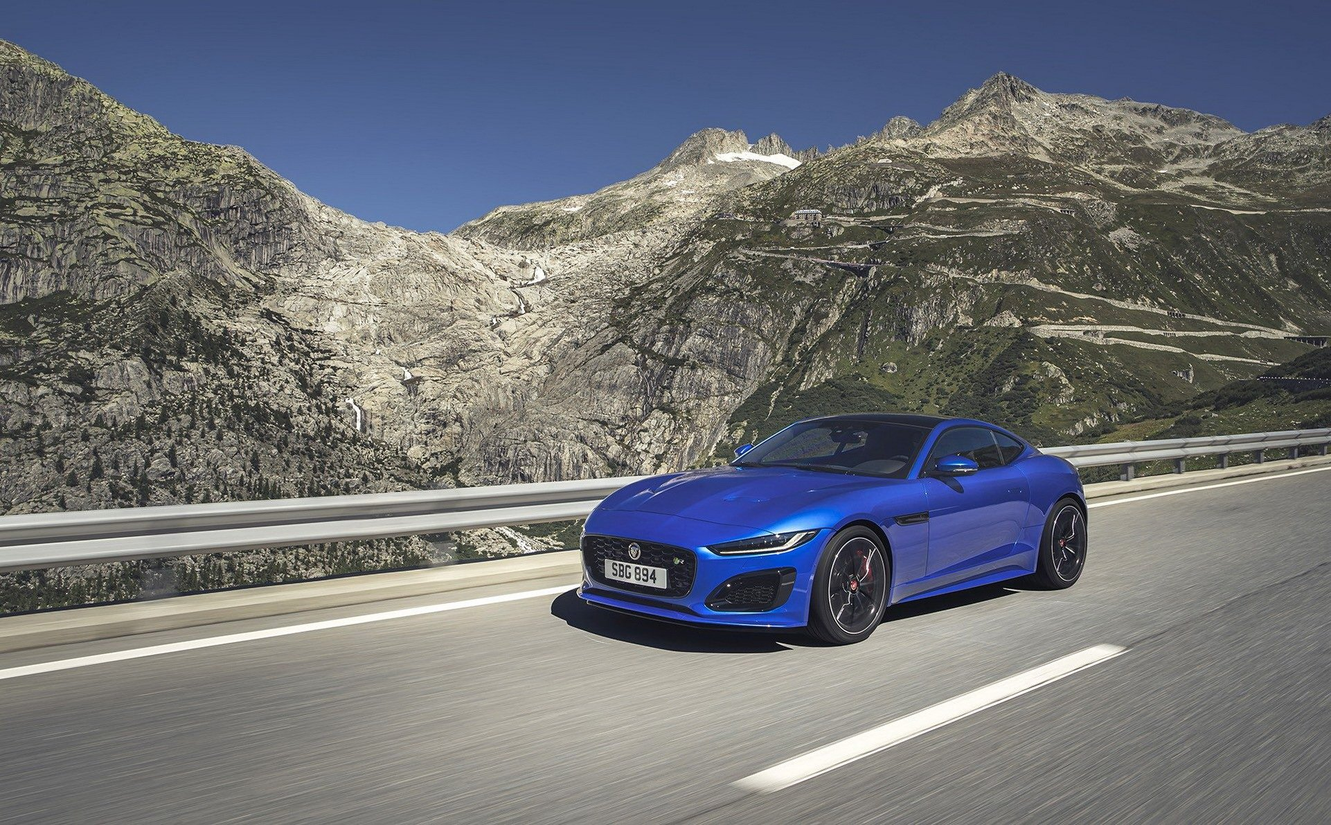2021 Jaguar F-Type Revealed With Audi-Like Lights and ...
