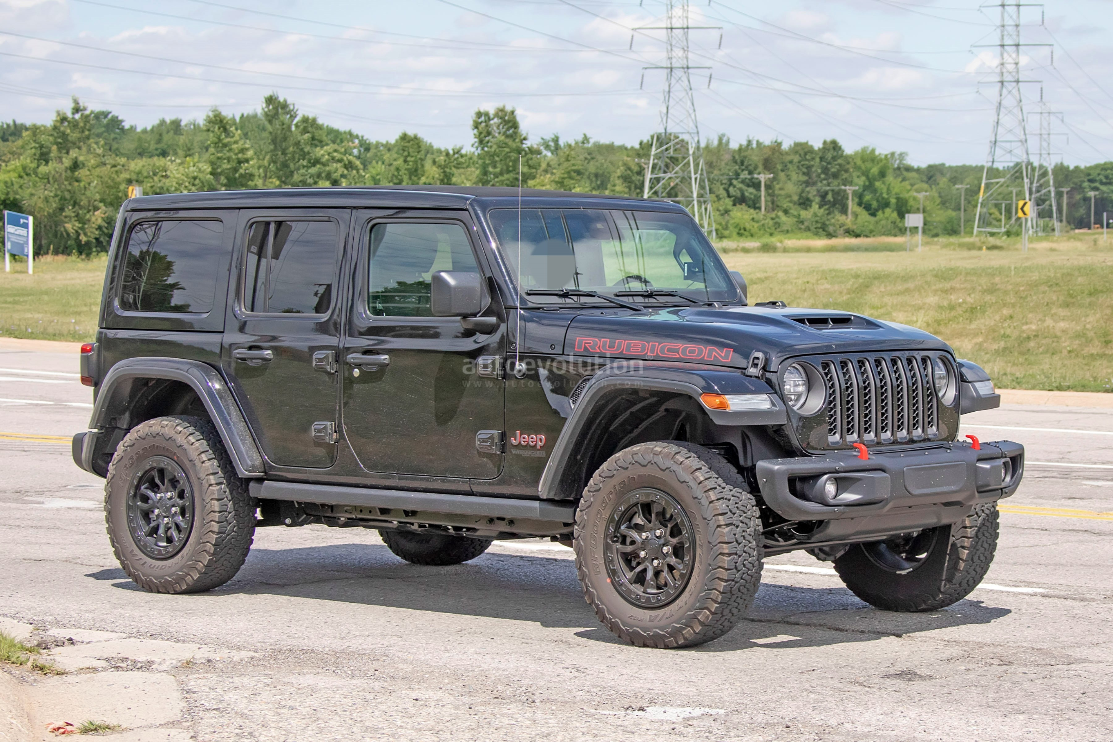 2021 Jeep Wrangler Rubicon Images