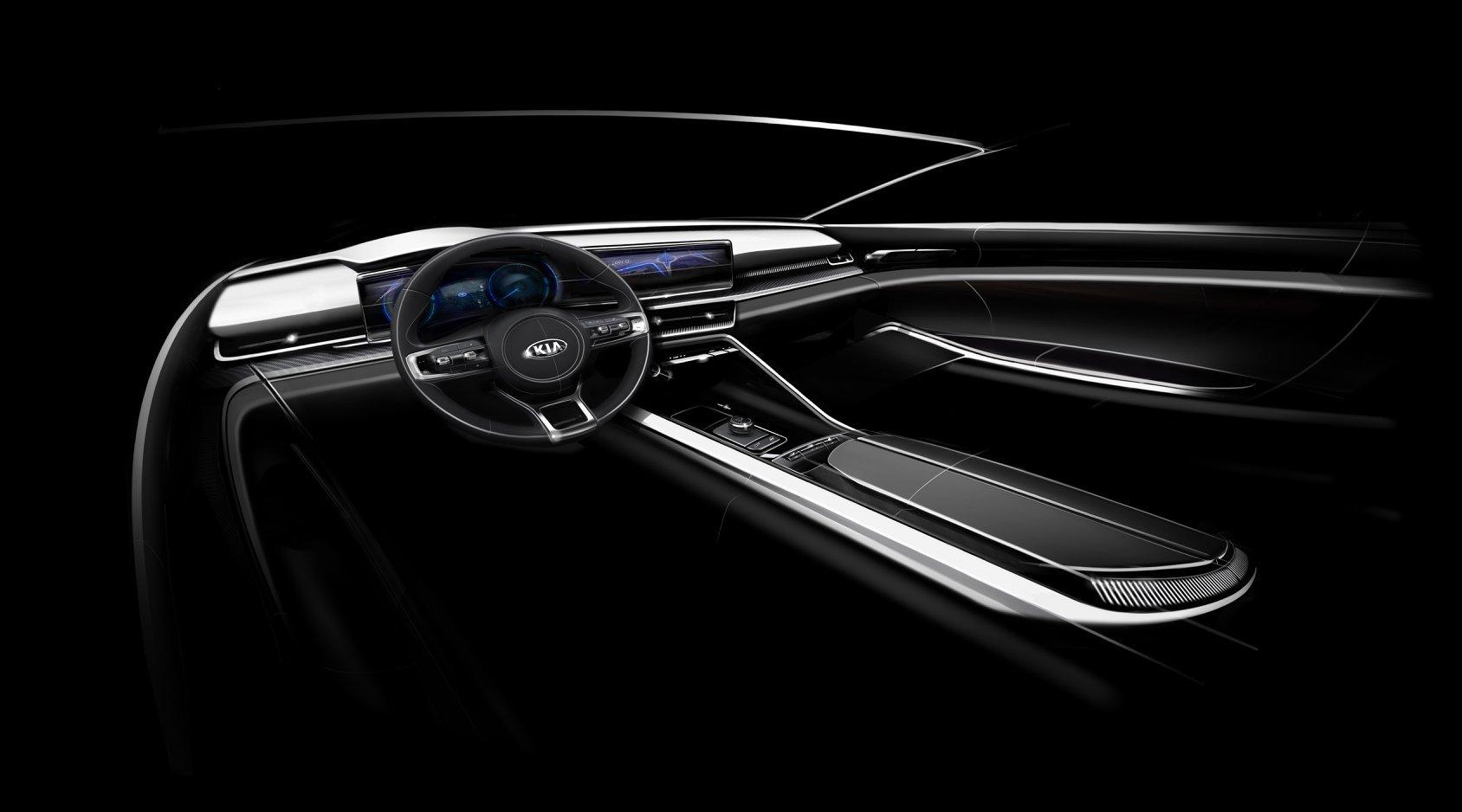 2021 kia optima revealed, hybrid powertrain with solar