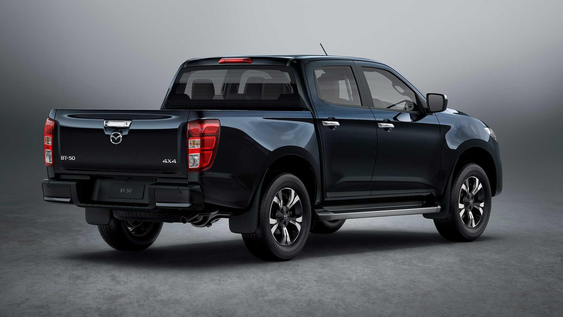 2021 Mazda BT-50 Revealed in Australia, Adopts Kodo Design ...