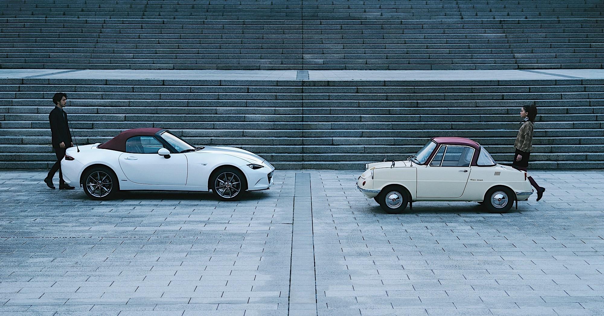 Design und Bewertung Mazda Miata 2021