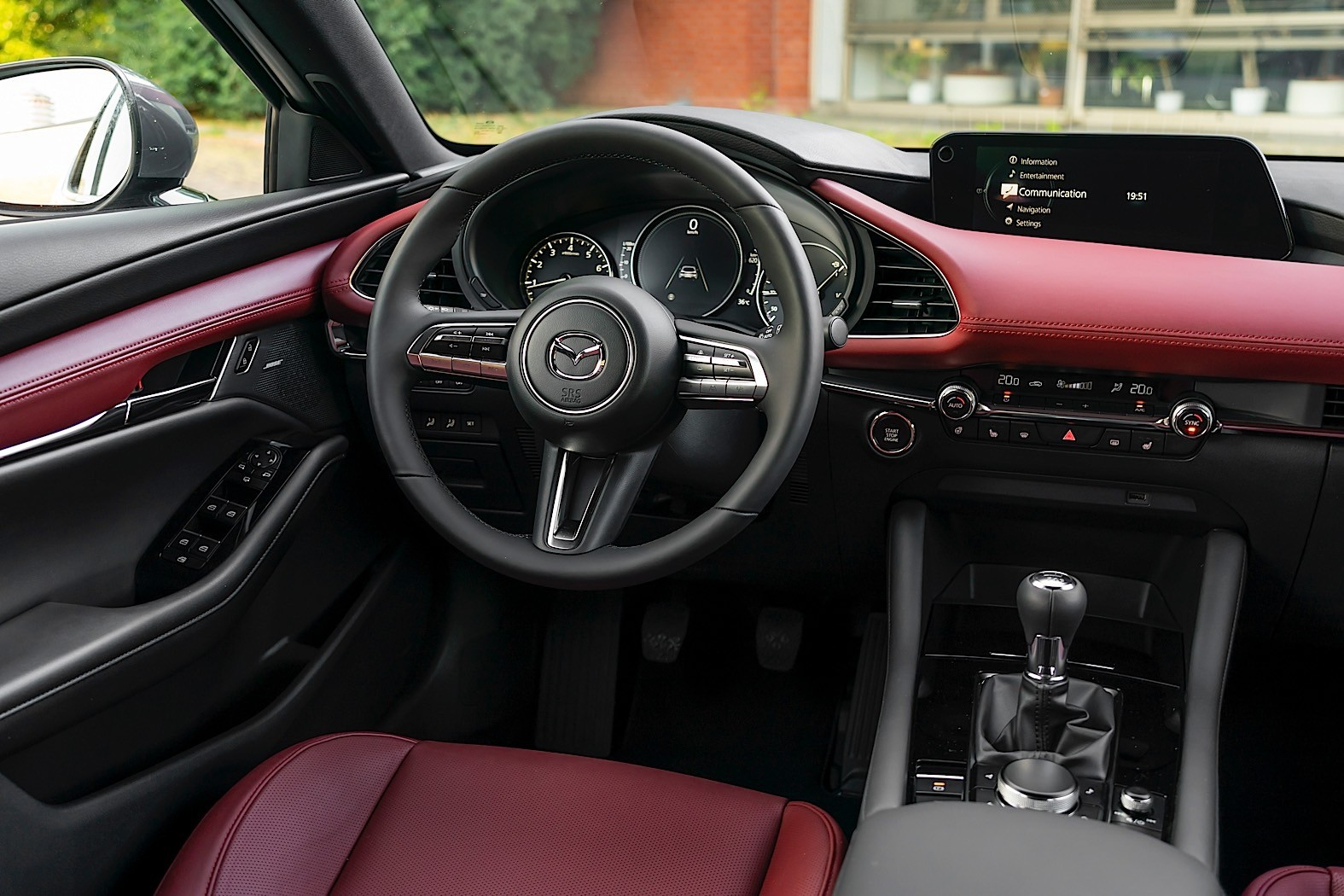 2021 mazda3 turbo reportedly coming with skyactivg 25t