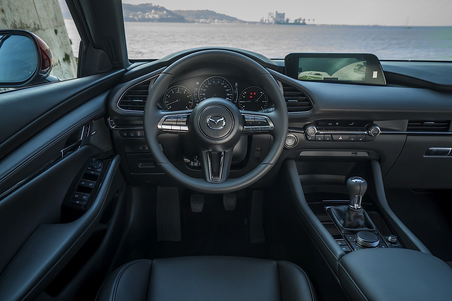 2021 Mazda3 Turbo Revealed With SkyActiv-G 2.5T Engine ...