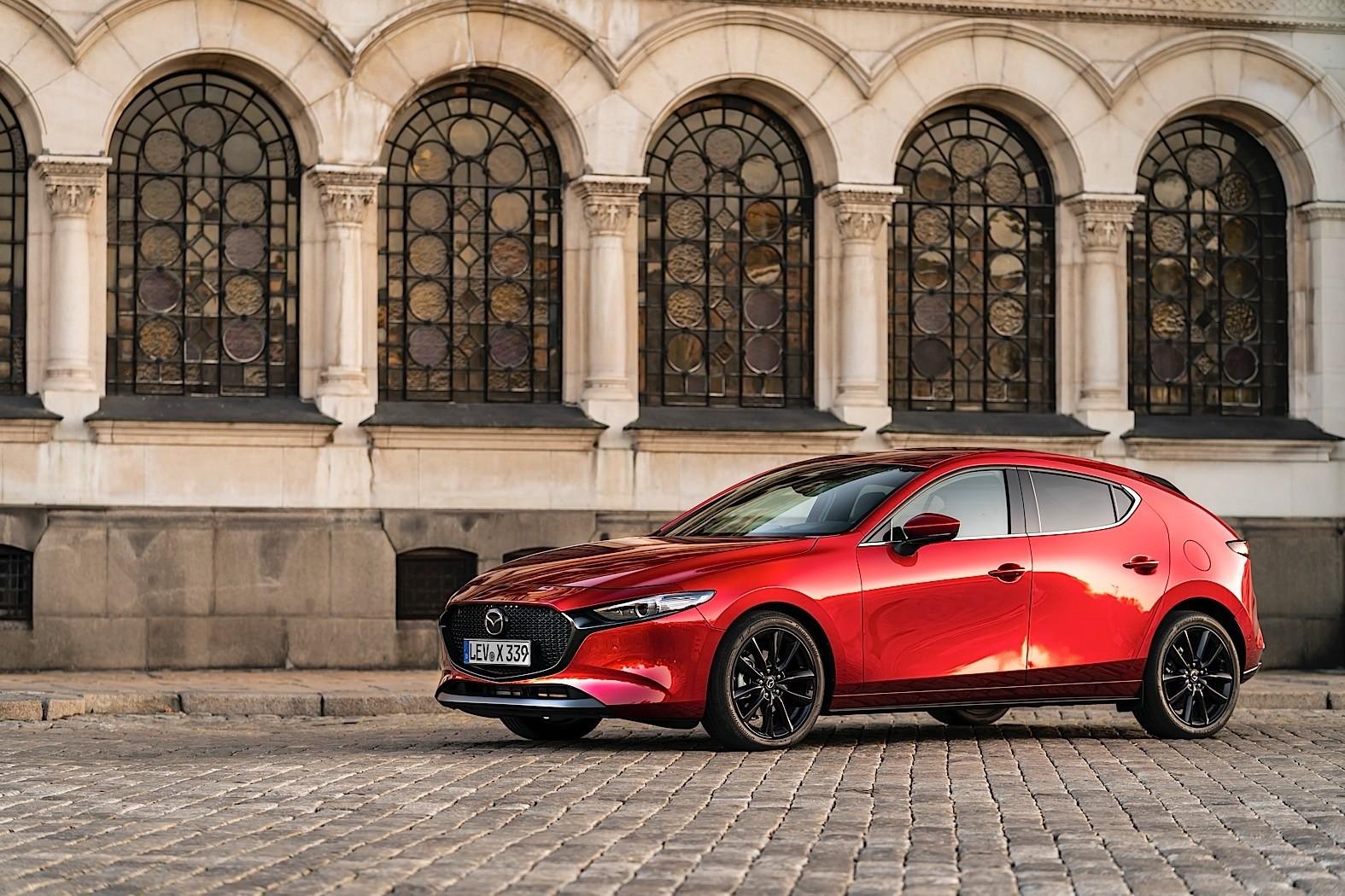 2021 Mazda3 Turbo Revealed With SkyActiv-G 2.5T Engine ...