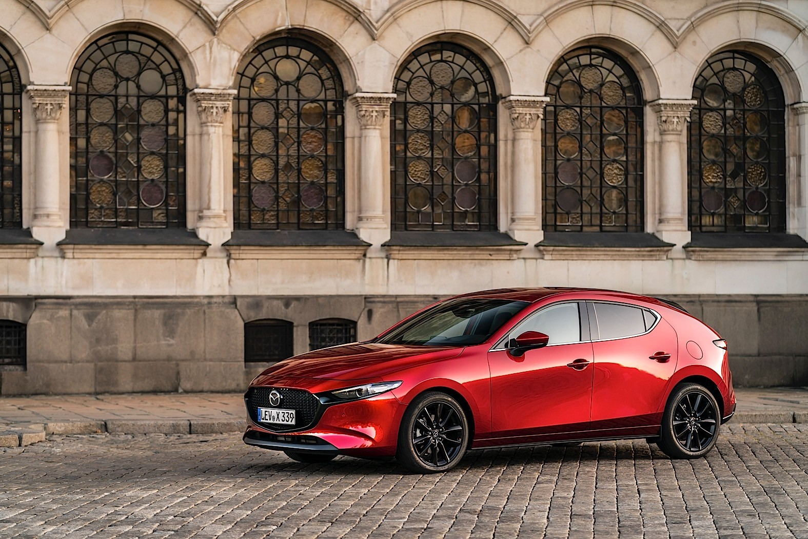 2021 mazda3 turbo revealed with skyactivg 25t engine