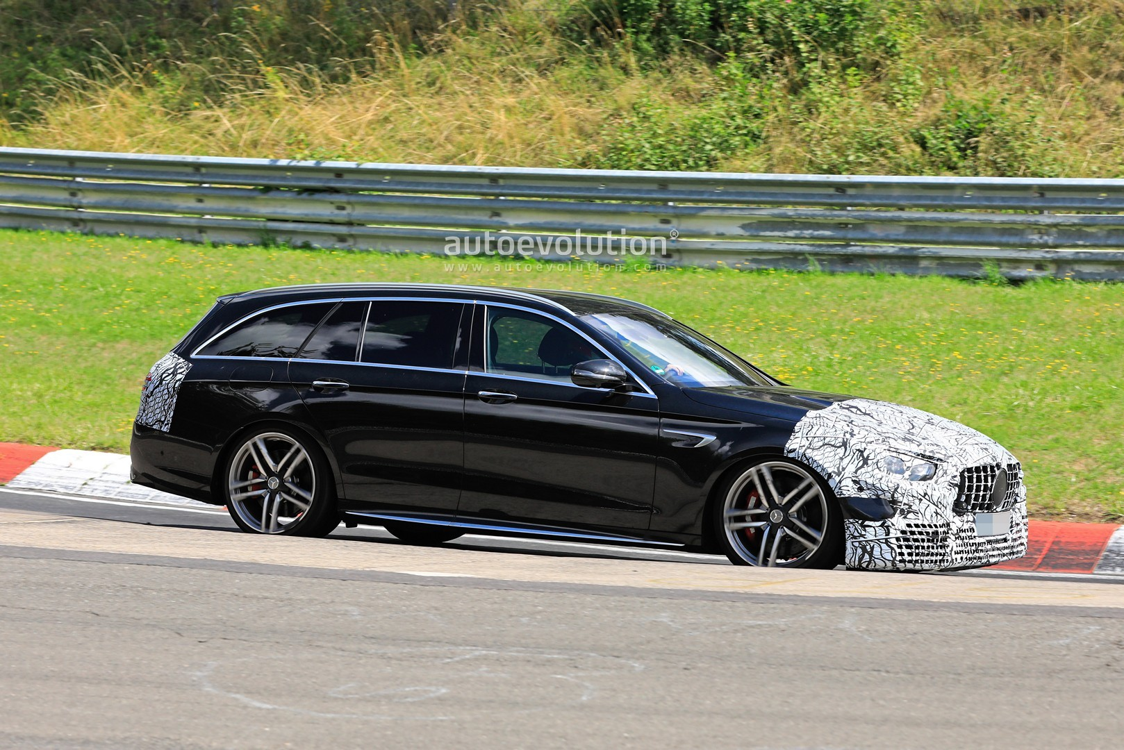 2021 mercedes-amg e63 wagon shows epic facelift look at