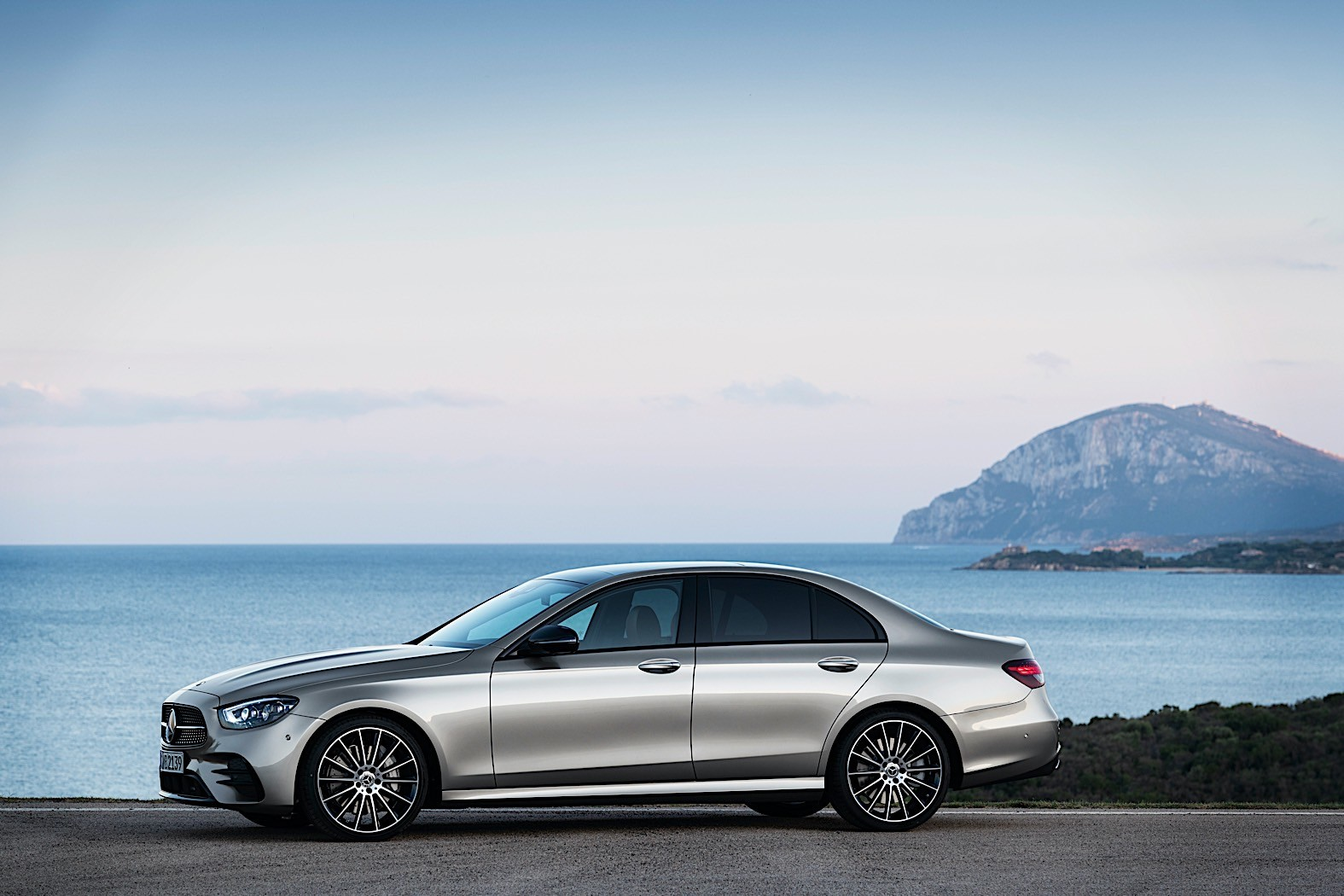 2021 mercedes-benz e-class unwrapped  coming to the u s  in electrified form