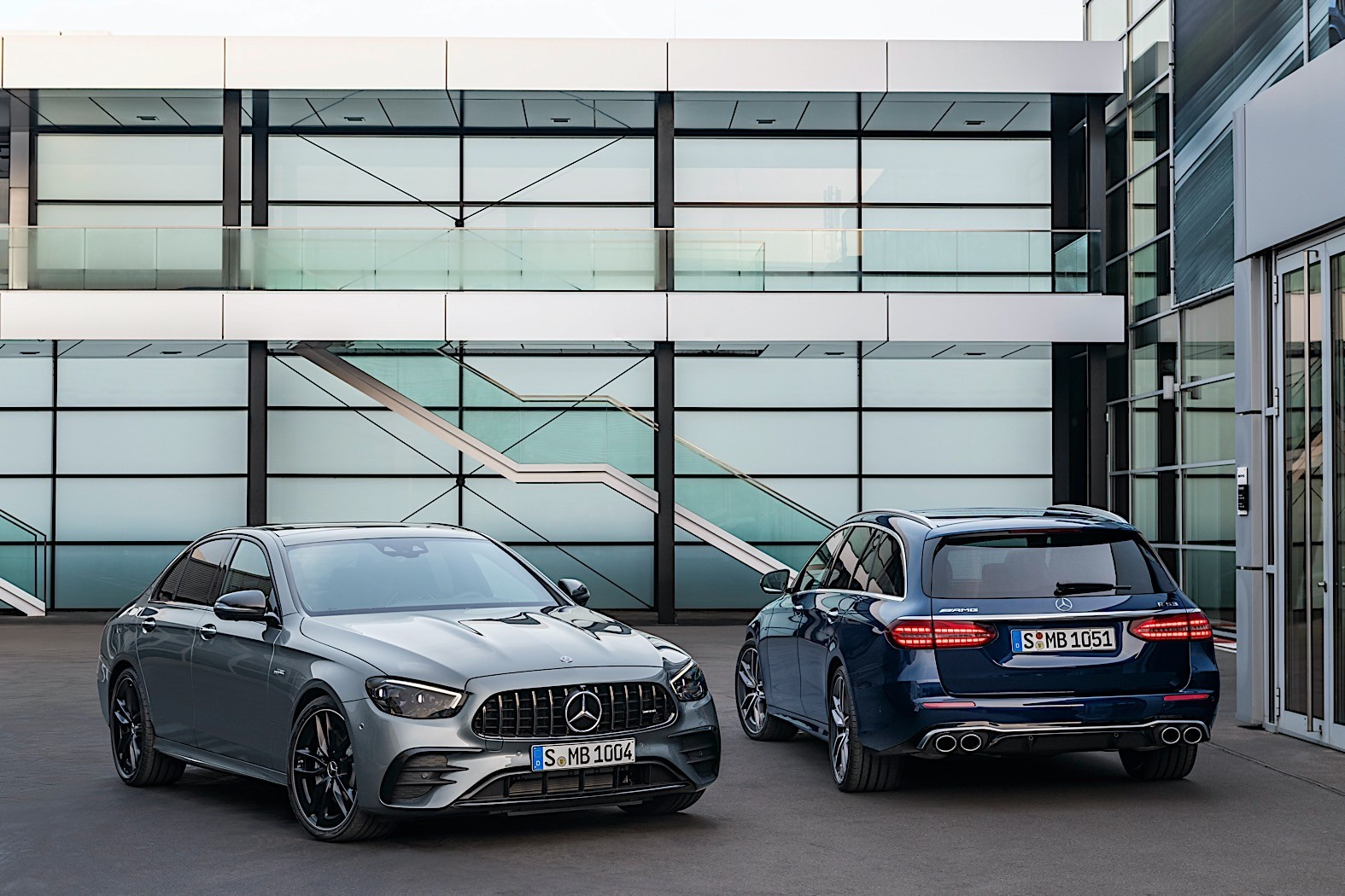 2021 mercedesbenz eclass unwrapped coming to the us