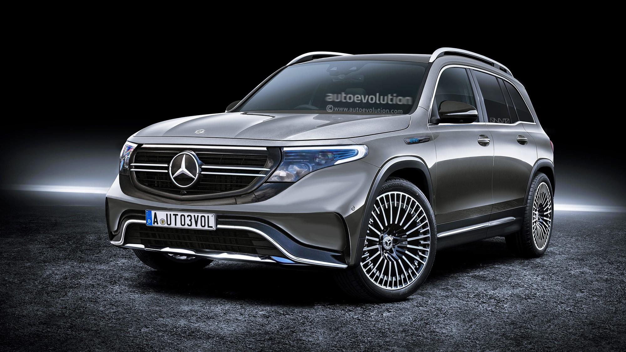 2020 Mercedes-Benz EQB 45