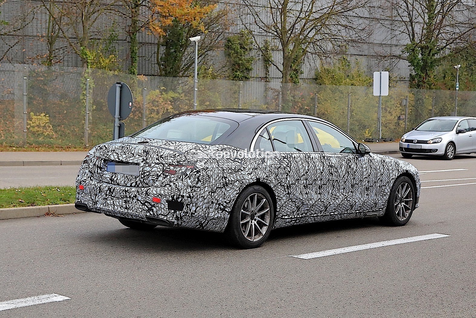 2021 Mercedes-Benz S-Class W223 - What we Know so Far ...