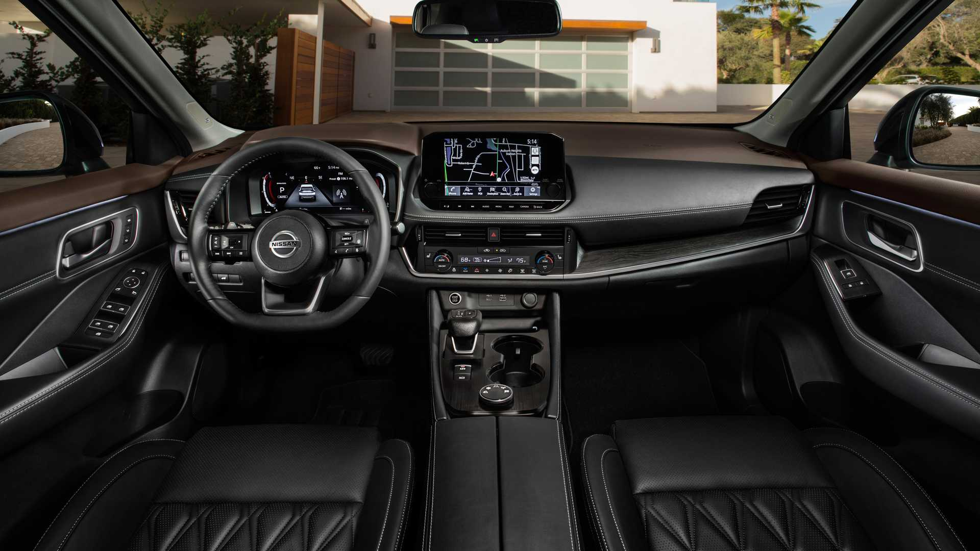 2021 Nissan Rogue Comes with Improved Everything, Lacking ...