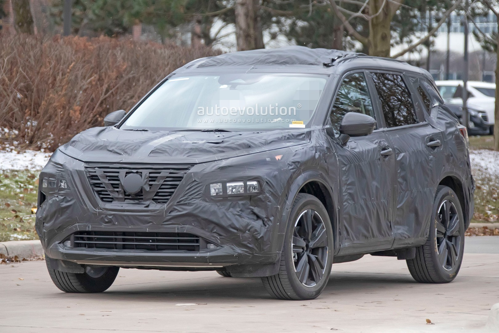 2021 nissan rogue design leaked thanks to patent images