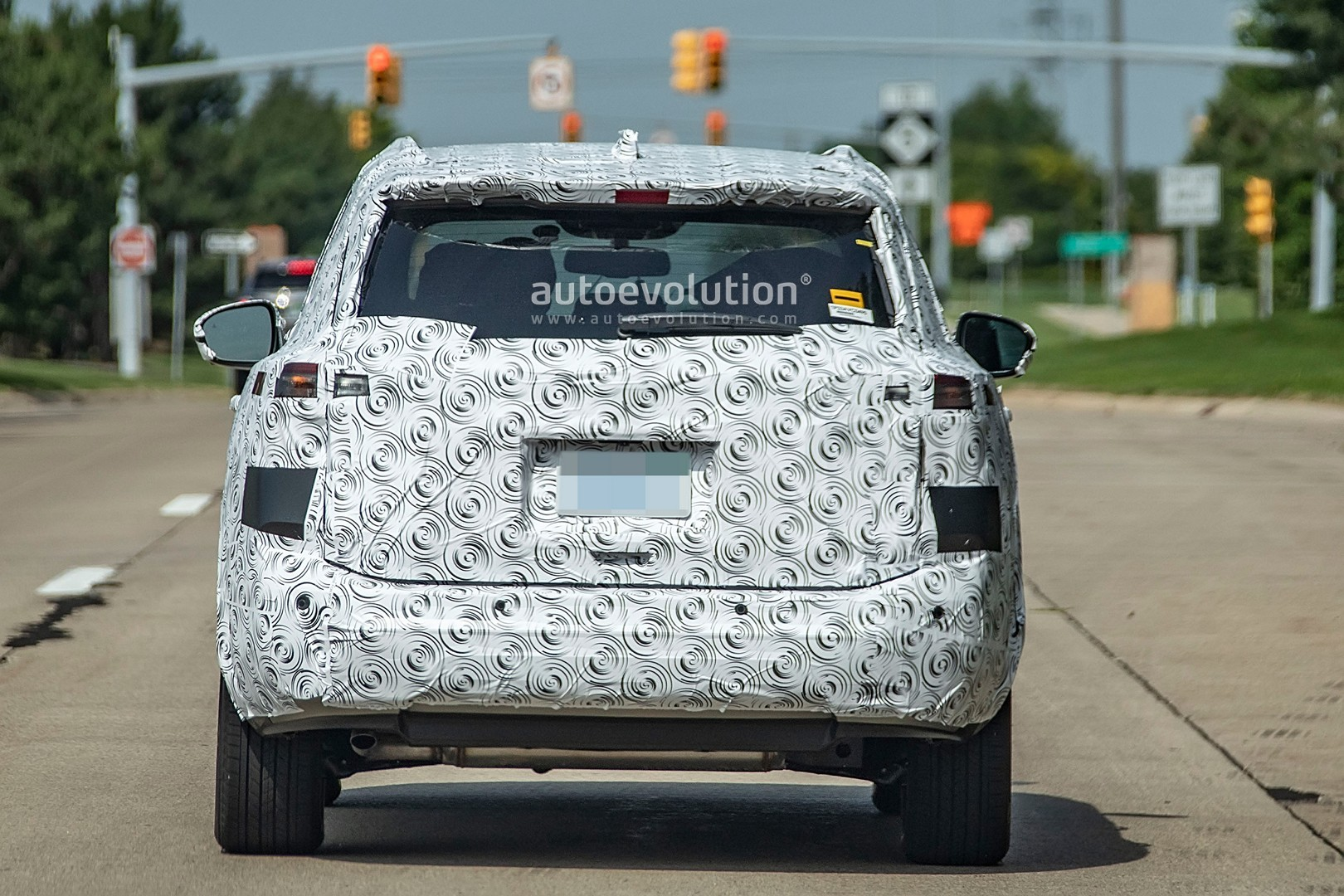 2021 nissan rogue spied testing in america should preview