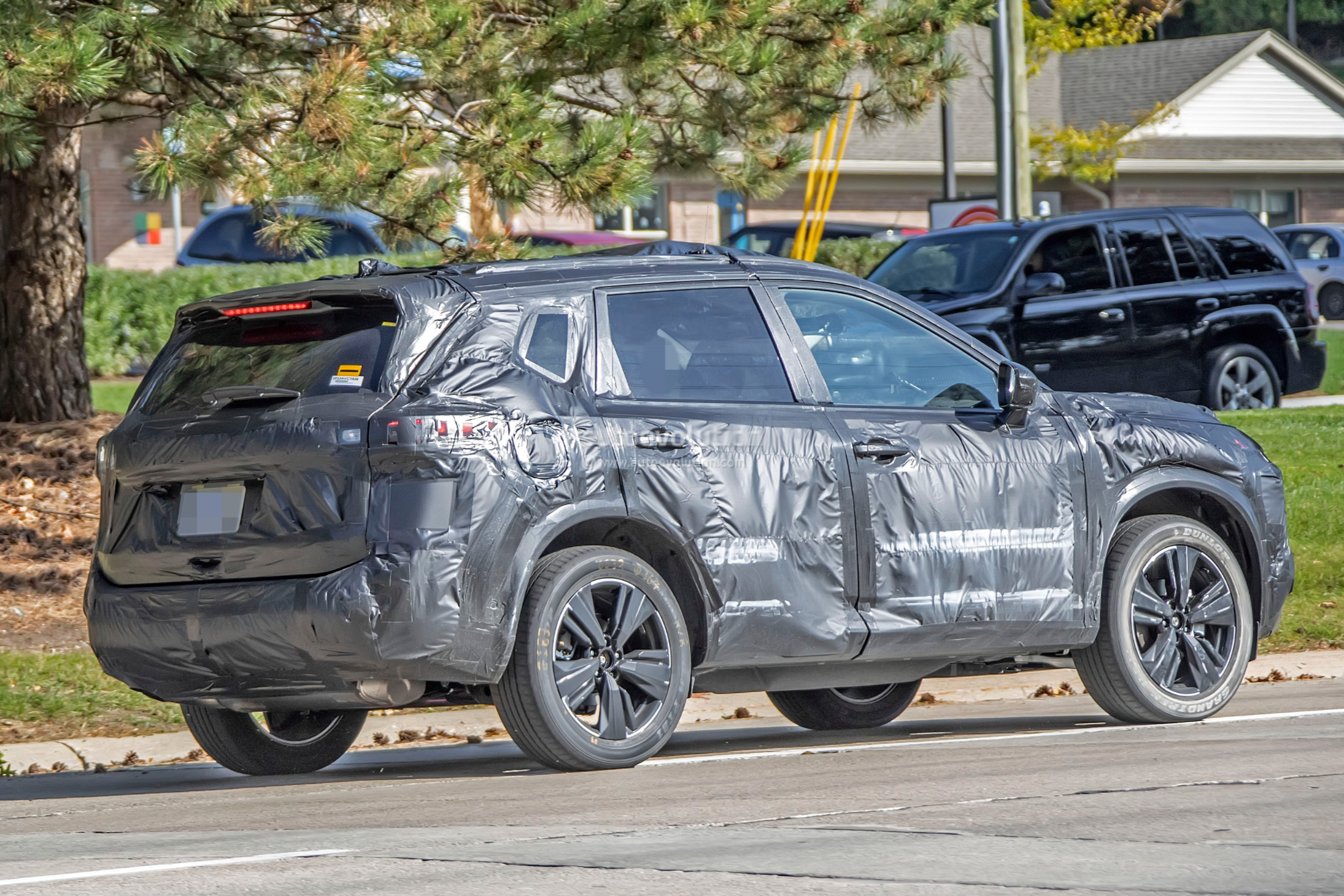 2021 Nissan Rogue (X-Trail) Spied Inside & Out, Juke ...
