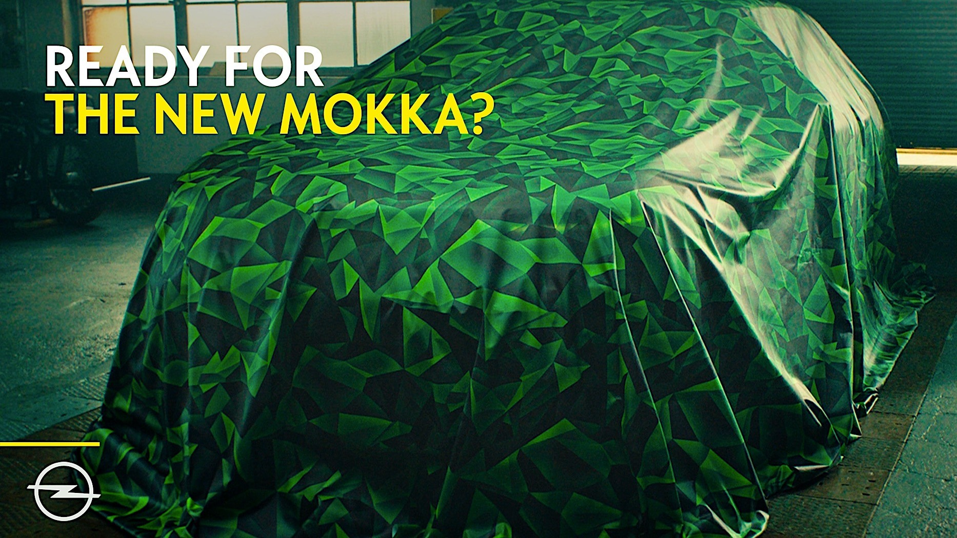 2021 Opel Mokka Electric Loses Tarp, Reveals the Same ...