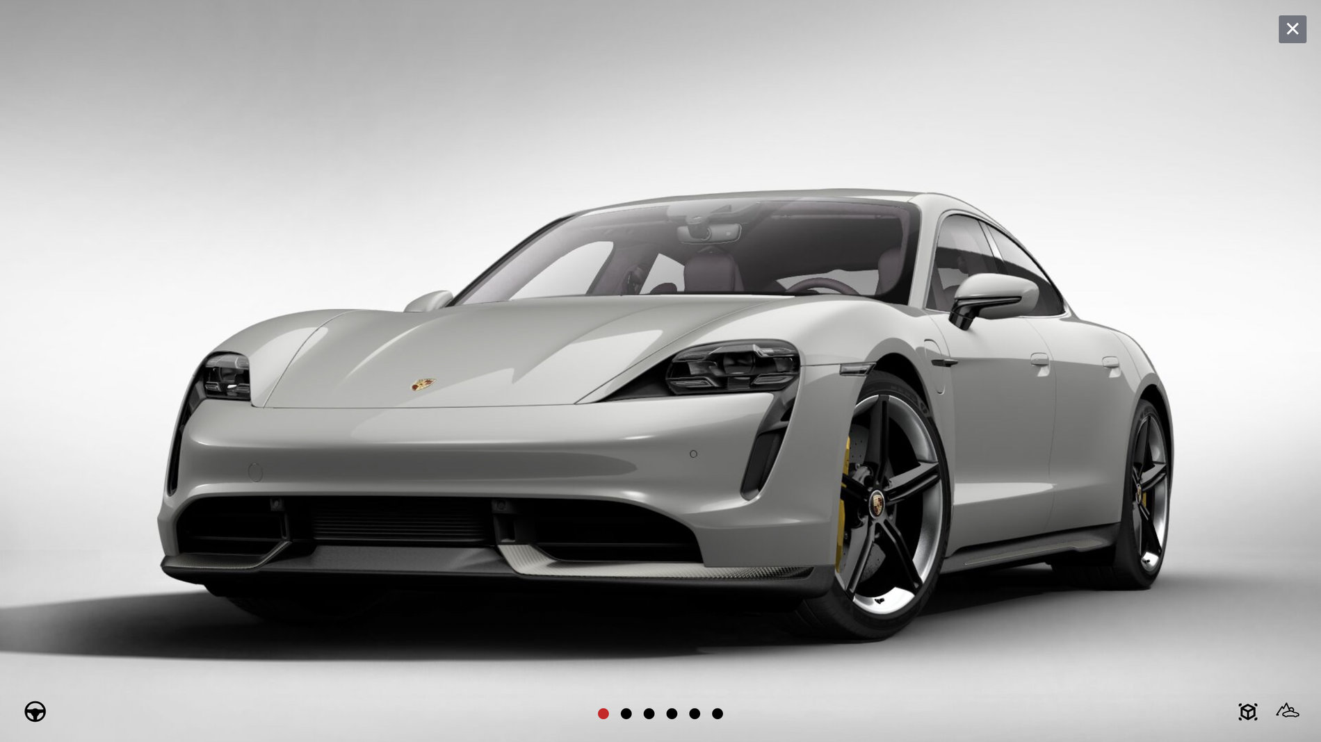 2021 Porsche Taycan Now Also Available In Pink Autoevolution
