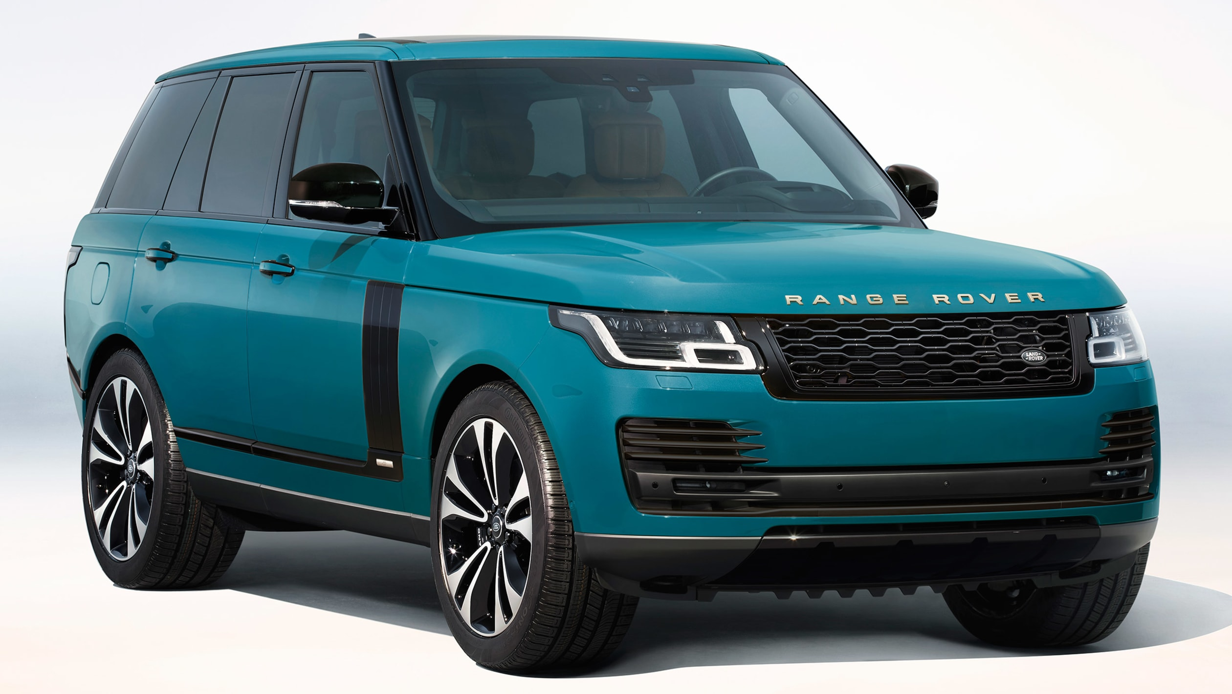 Range Rover Autobiography >> 2021 Range Rover Fifty Special Edition Limited to 1,970 ...