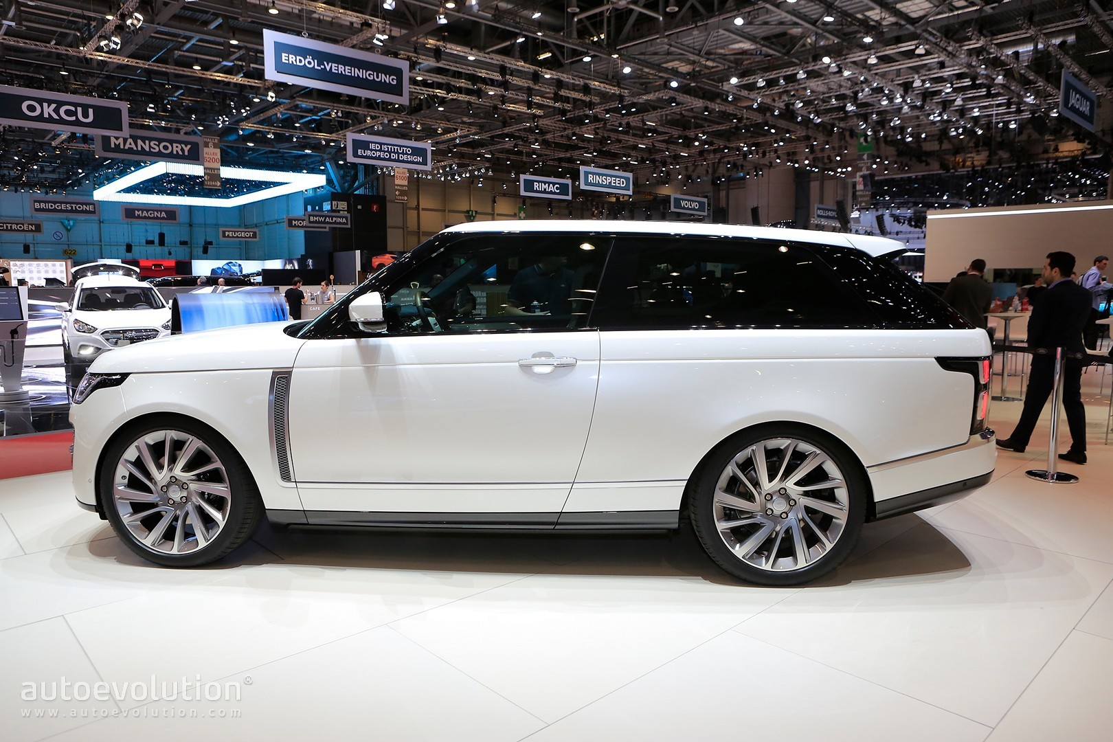 2021 Range Rover Switching From D7u To MLA Platform ...