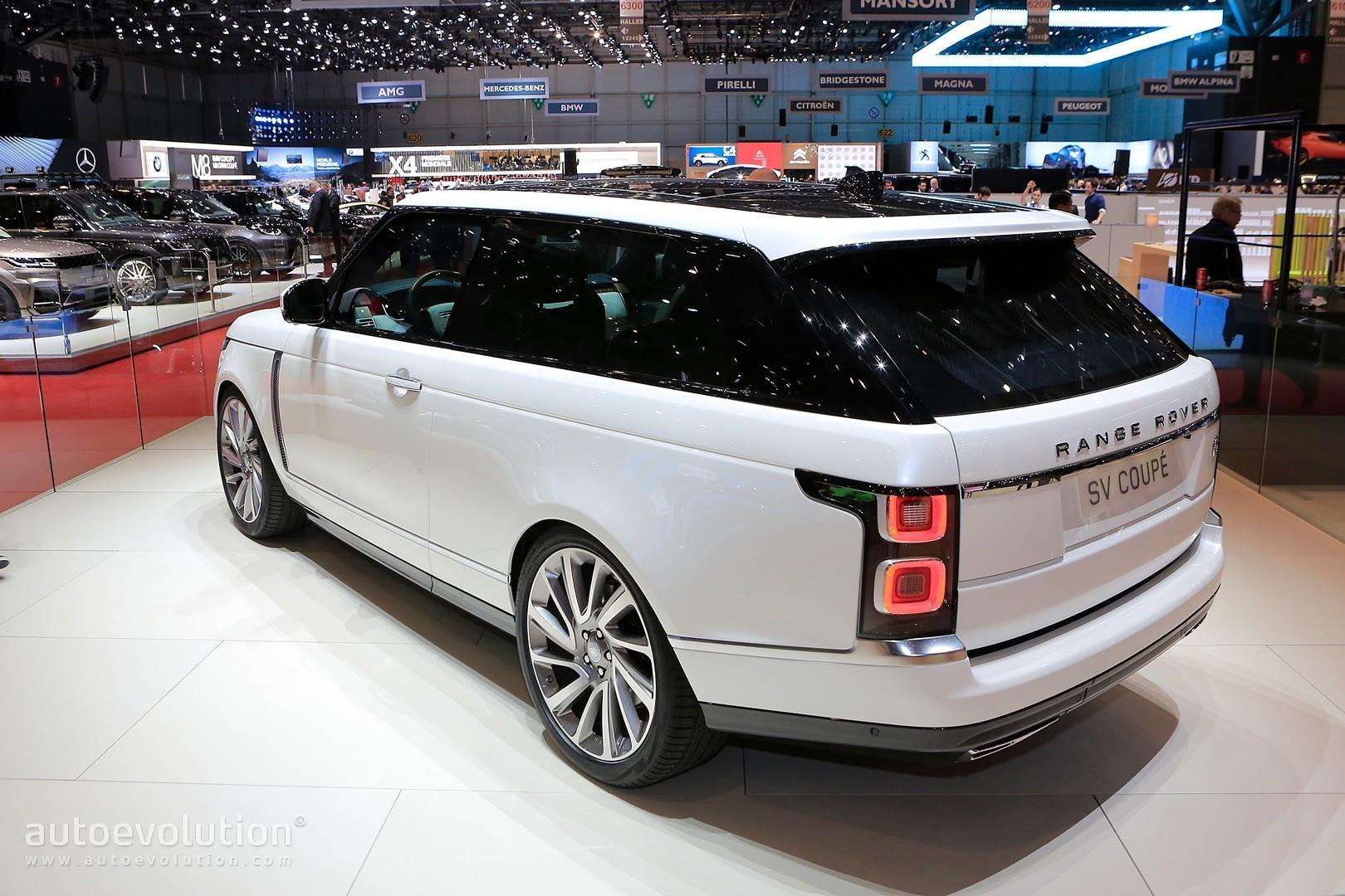 2021 Range Rover Switching From D7u To Mla Platform