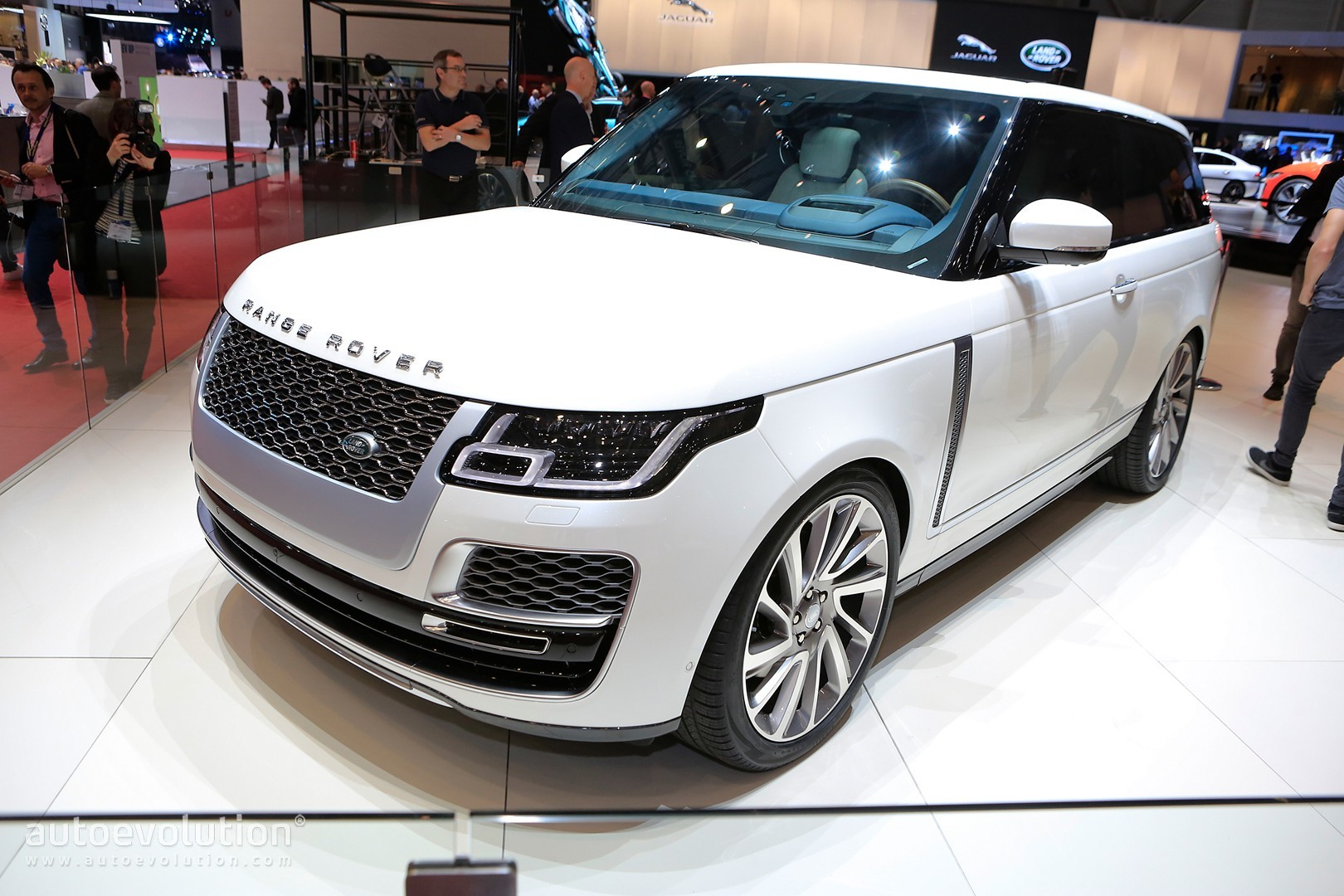 Range Rover Used For Sale >> 2021 Range Rover Switching From D7u To MLA Platform - autoevolution